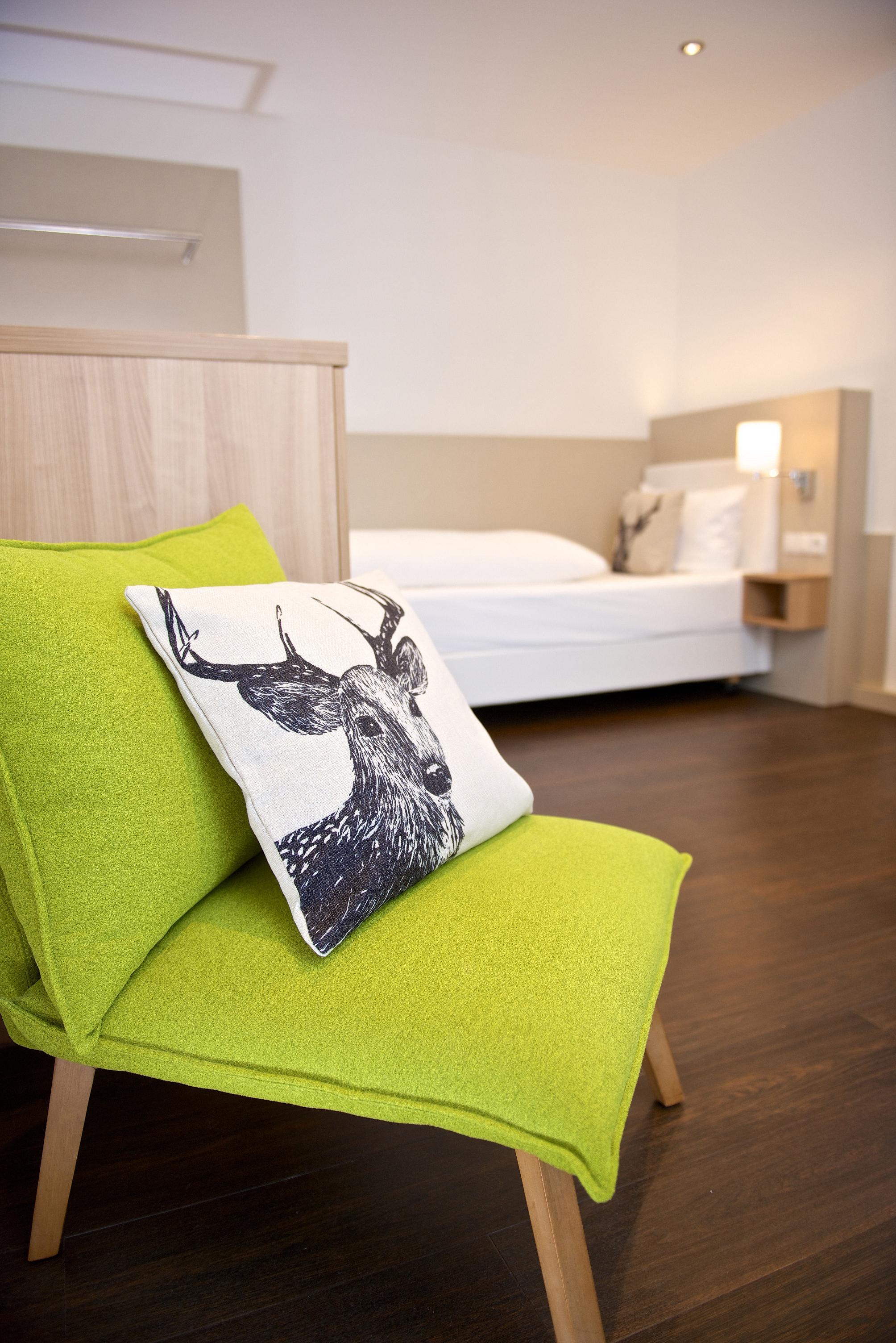 Hotel-Gasthof Bayerischer Hof, Einzelzimmer