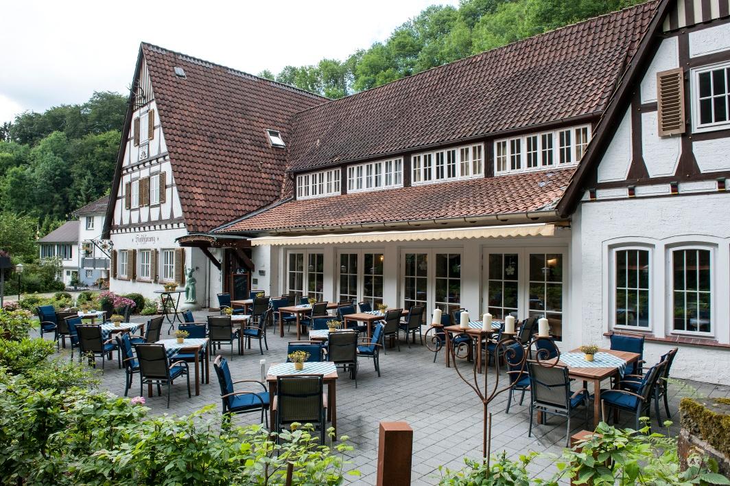 Aussenansicht Landhaus Hirschsprung
