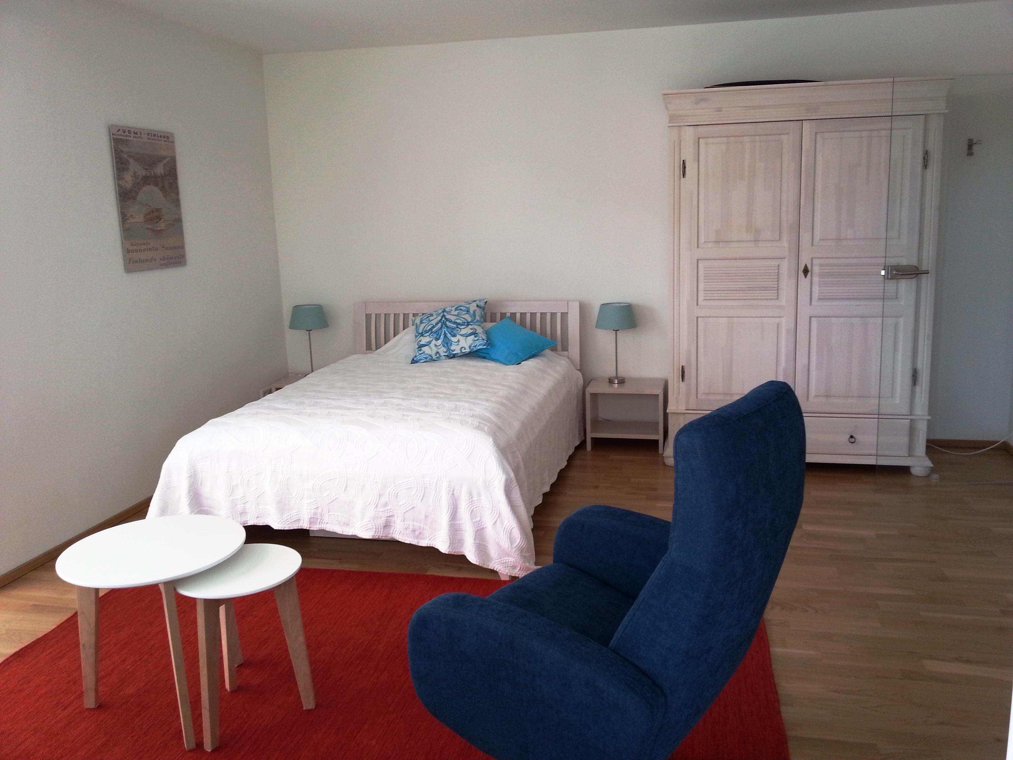 Wohnung 2, Wohn-/Schlafzimmer