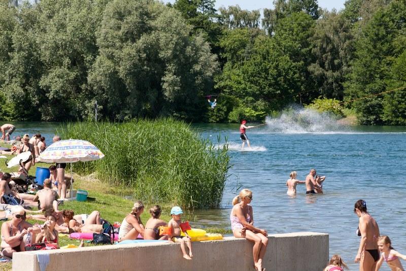 Wasserskianlage Nesthauser See
