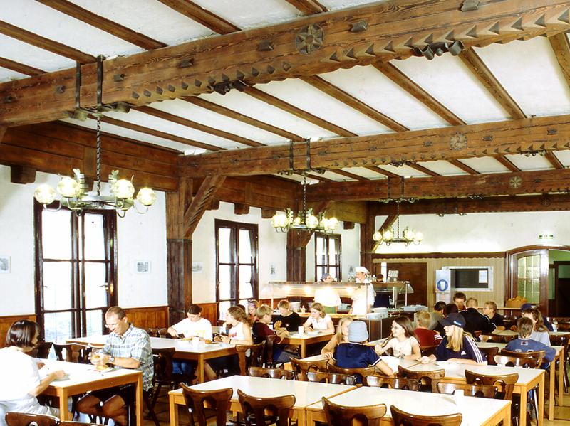 Jugendherberge Goslar - Speisesaal
