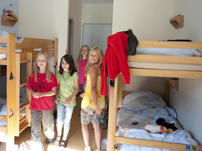 Jugendherberge Braunlage - Zimmerbeispiel