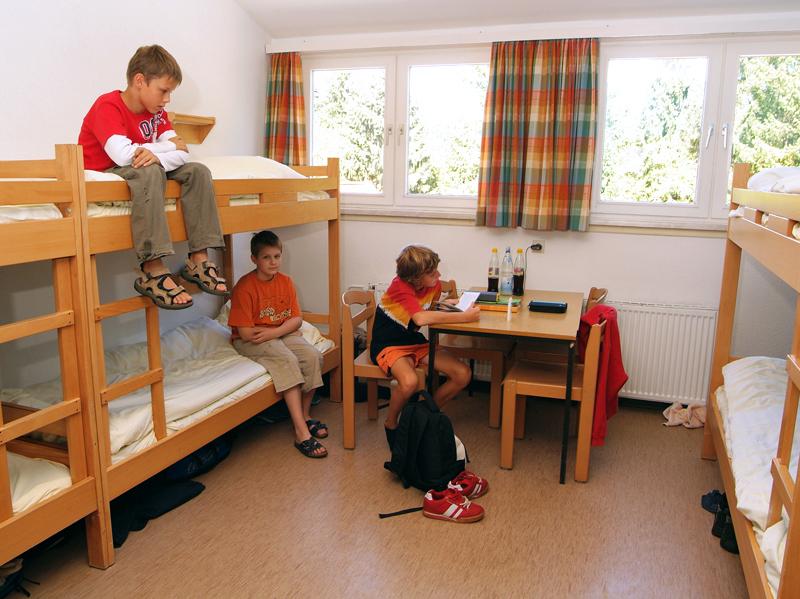 Jugendherberge Hahnenklee - Zimmer