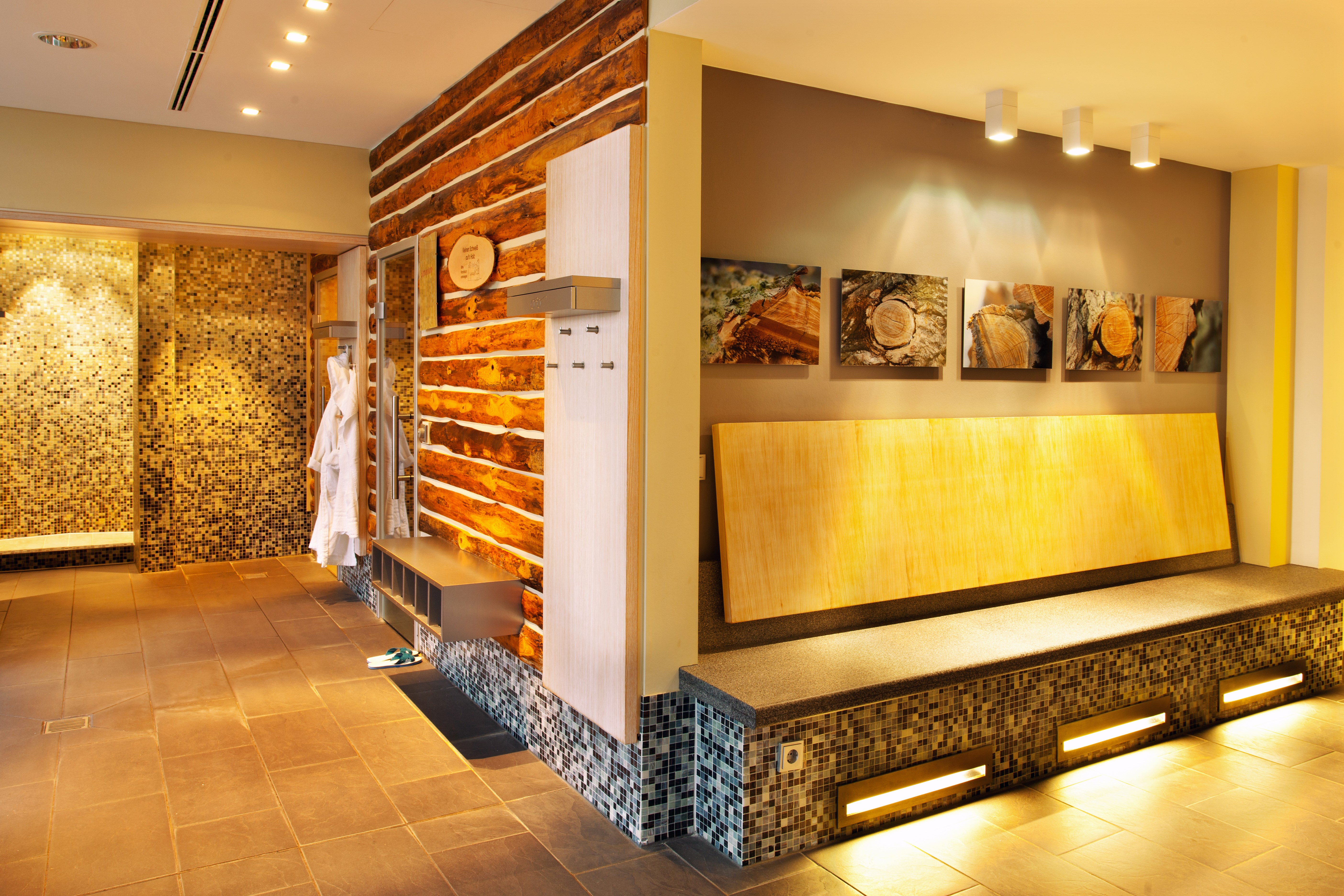 Göbel´s Vital Hotel Bad Sachsa - Saunalandschaft