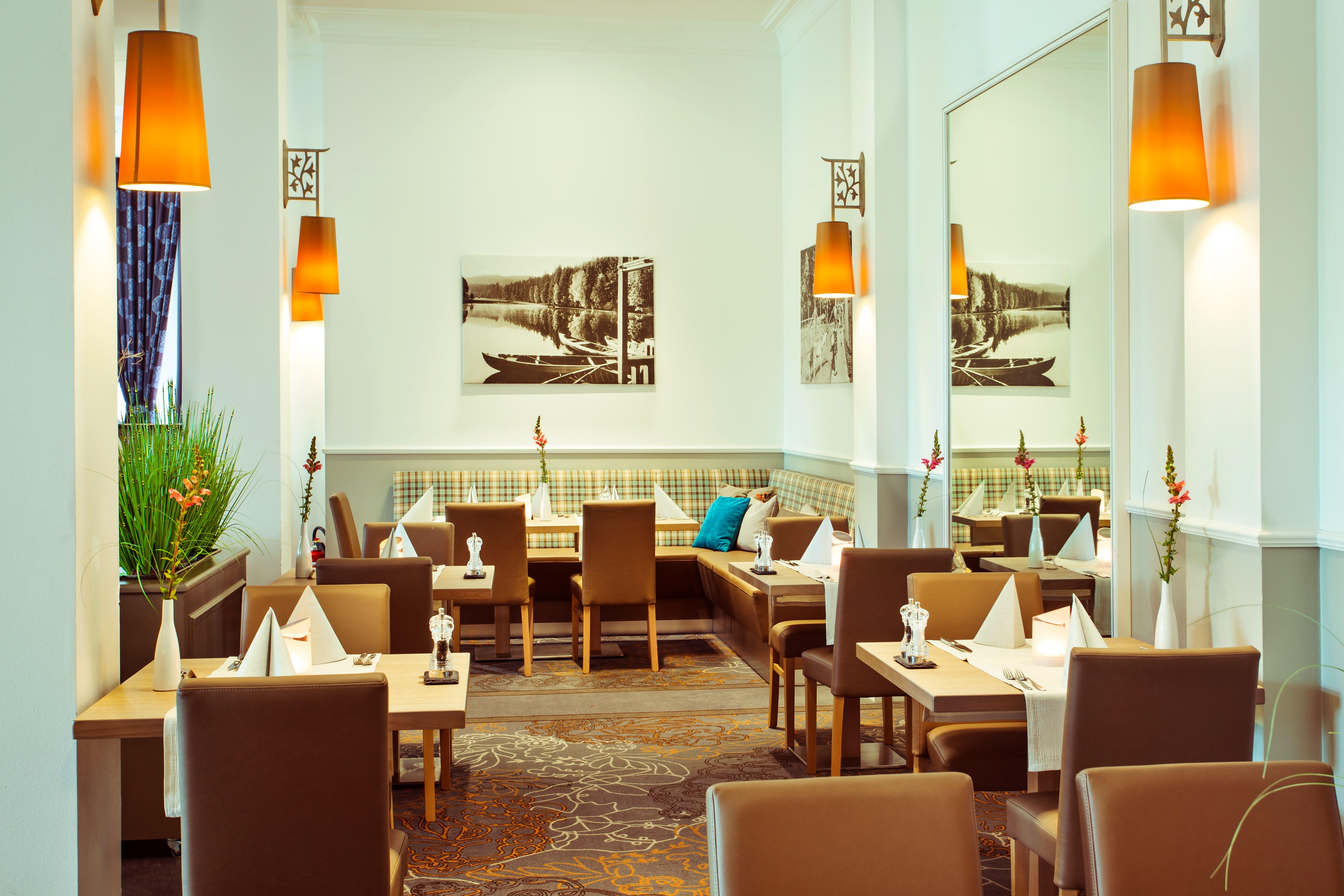 Göbel´s Vital Hotel Bad Sachsa - Wintergartenrestaurant