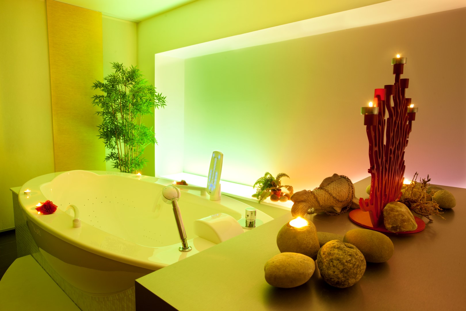 Göbel´s Vital Hotel Bad Sachsa - Wellnessraum