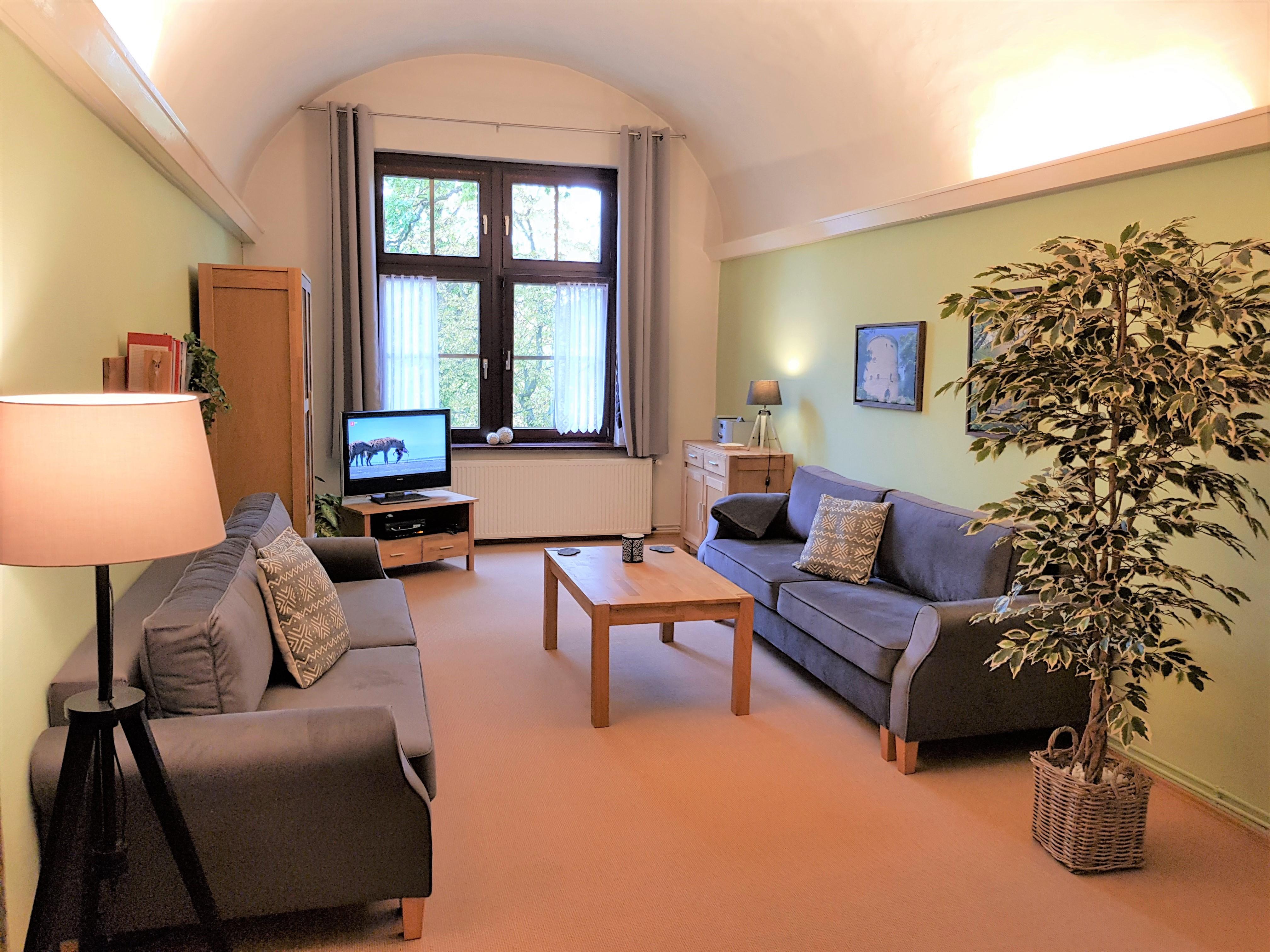 Goslarer Zwinger - Wohnzimmer