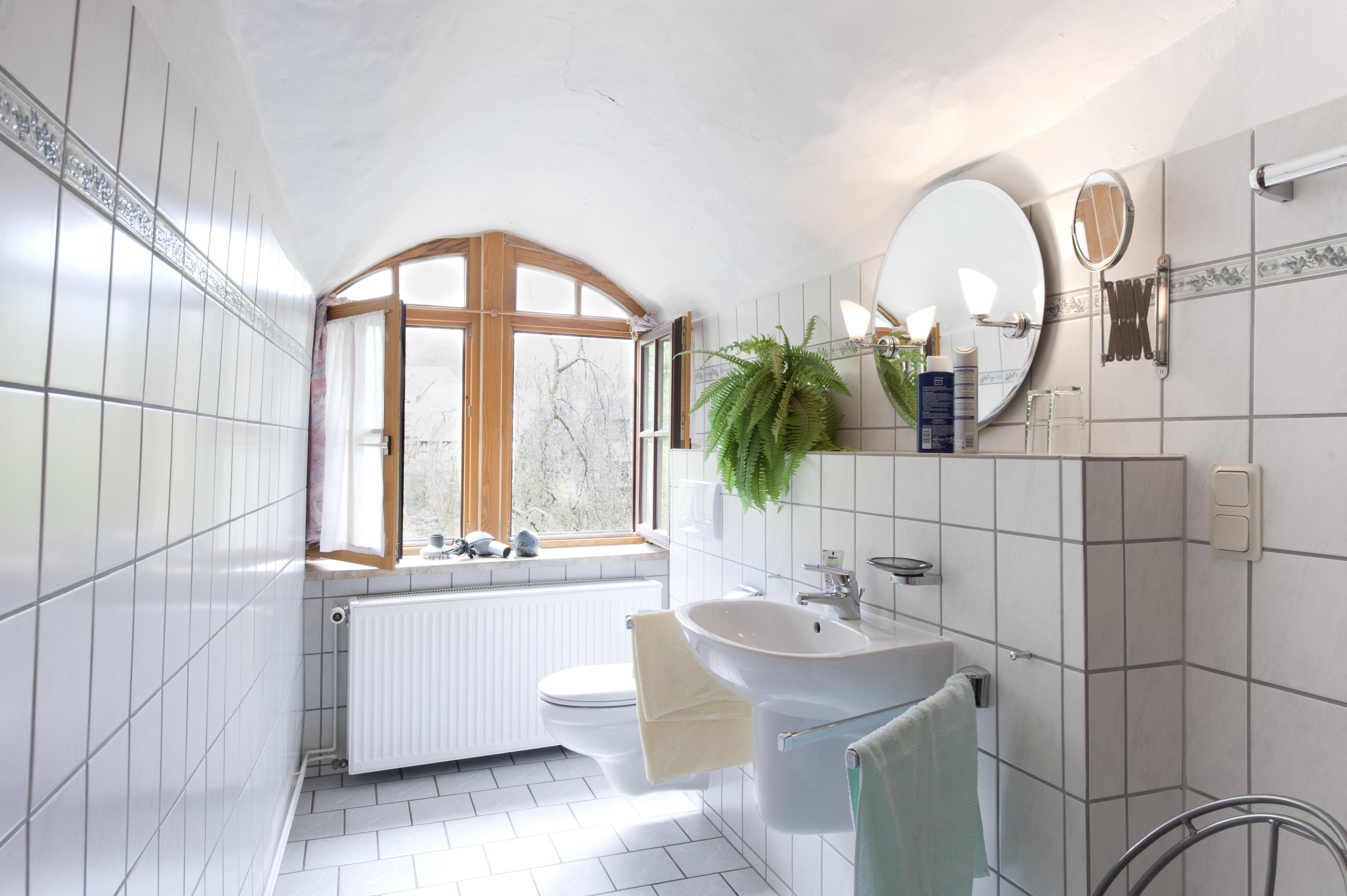 Goslarer Zwinger - Badezimmer Fewo Burgfee