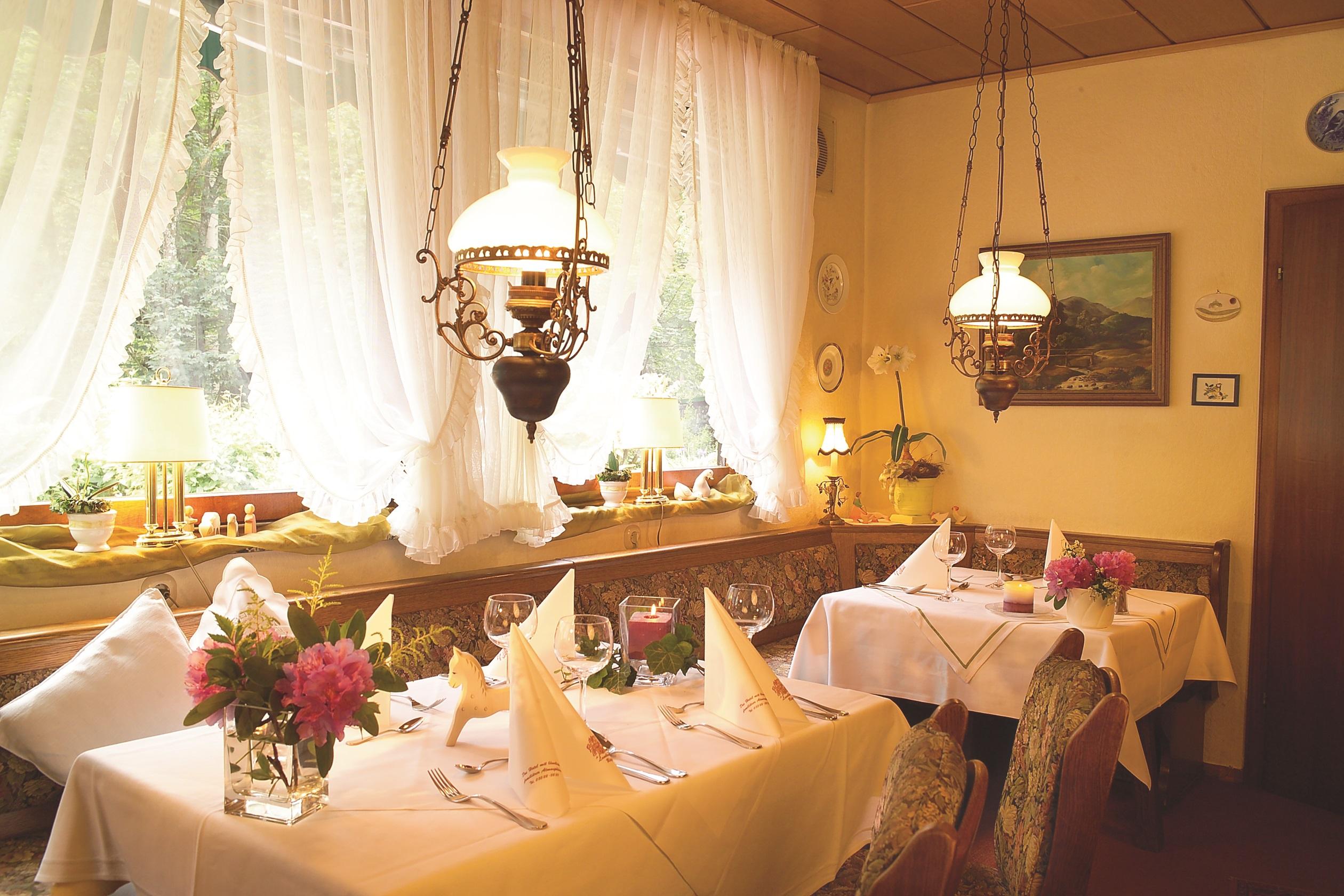 Landhaus Meyer - Osterode-Riefensbeek - Restaurant