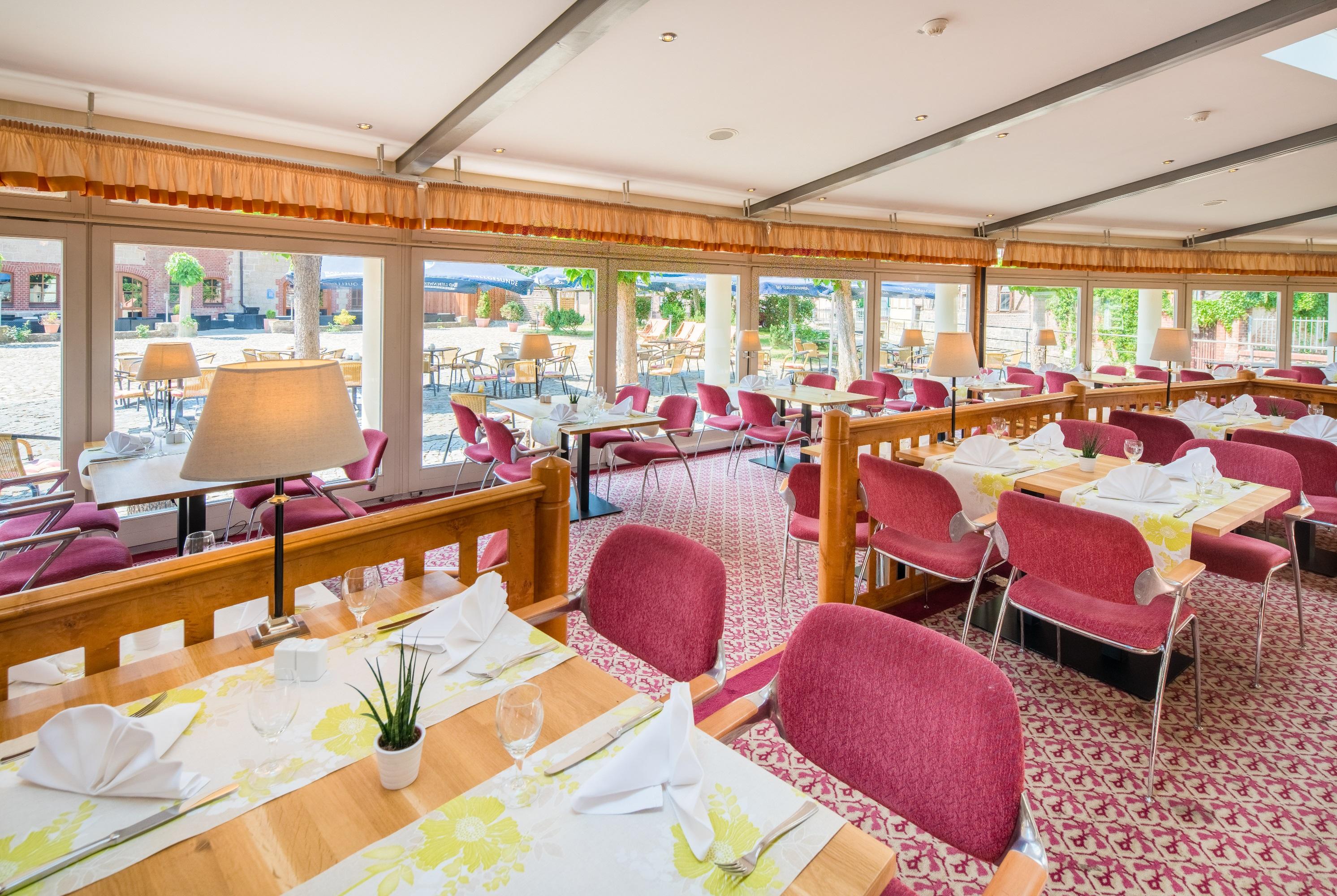 BEST WESTERN Hotel Schlossmühle in Quedlinburg - Restaurant