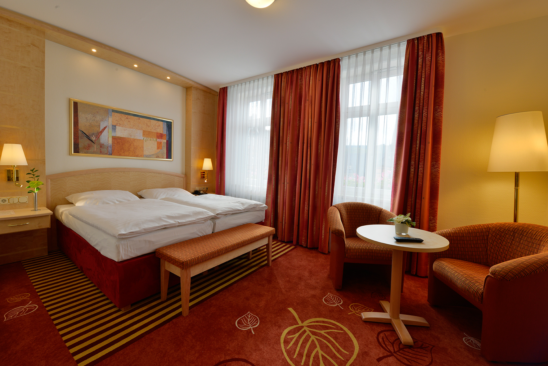 Hotel & Restaurant Weißer Hirsch in Wernigerode - Classic-Doppelzimmer