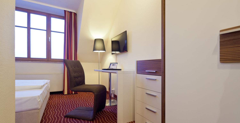 HKK Hotel Wernigerode - Zimmerbeispiel