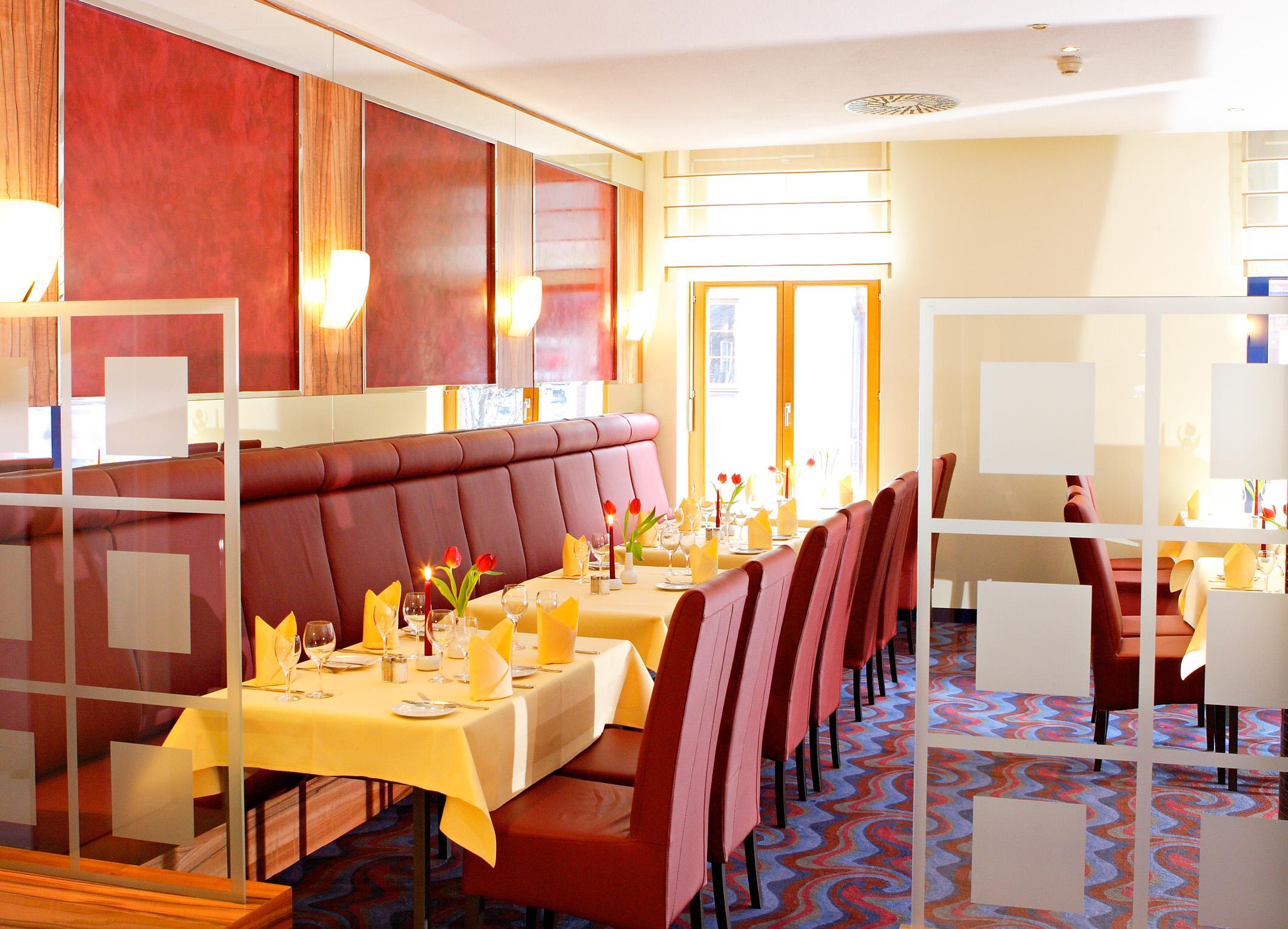 HKK Hotel Wernigerode - Restaurant
