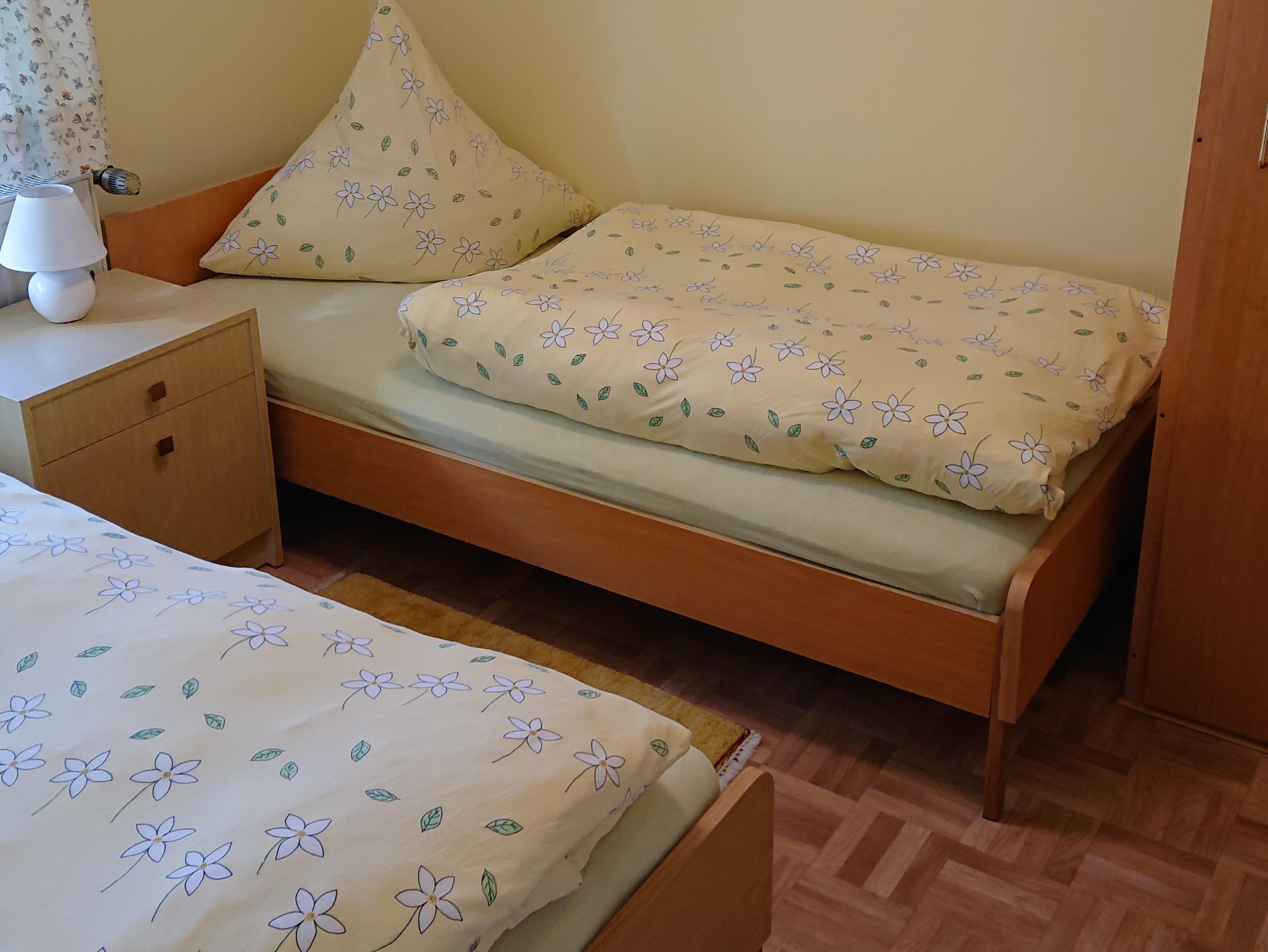 Ferienhaus Breiler in Astfeld - Schlafzimmer
