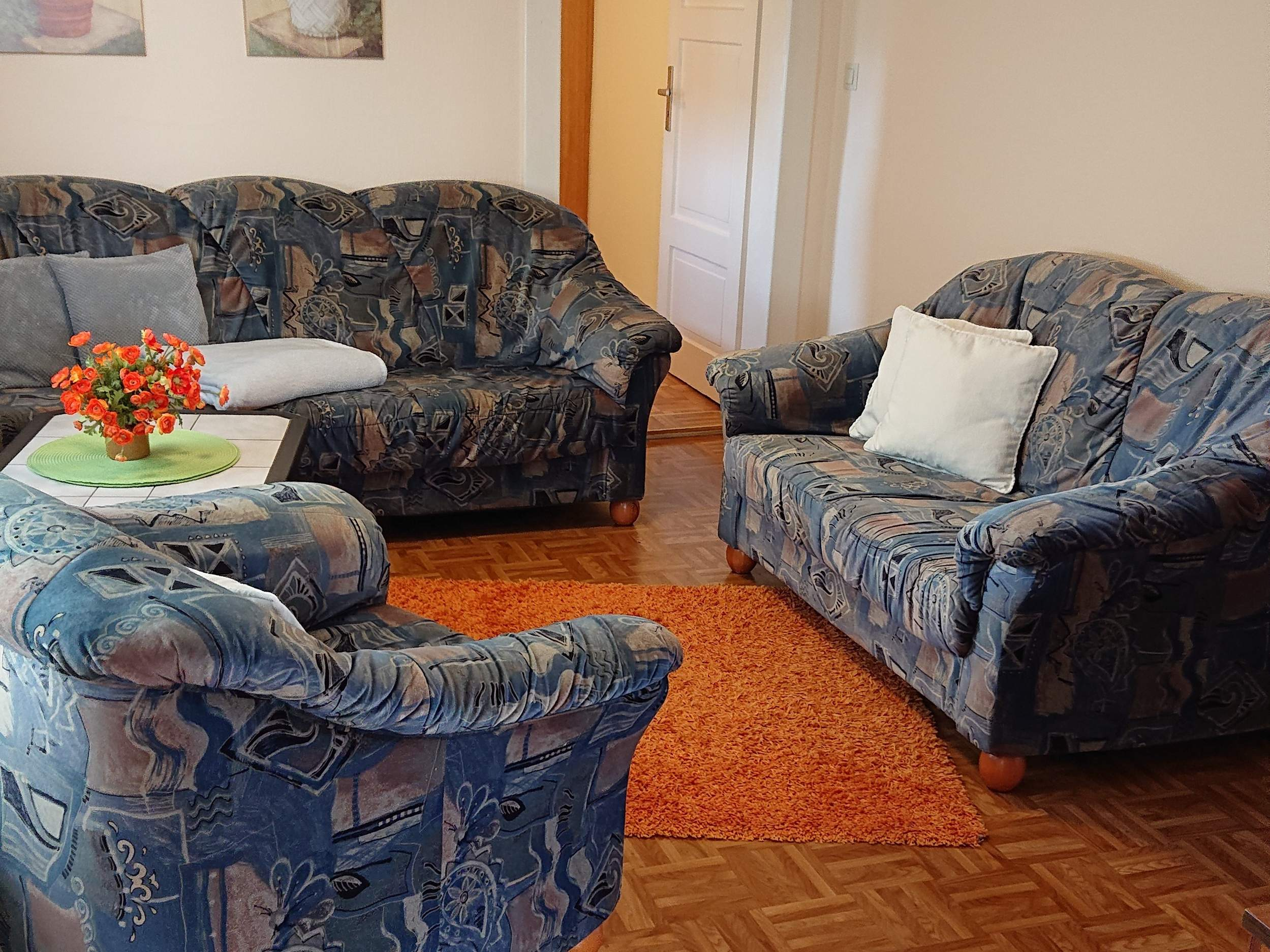 Ferienhaus Breiler in Astfeld - Wohnzimmer