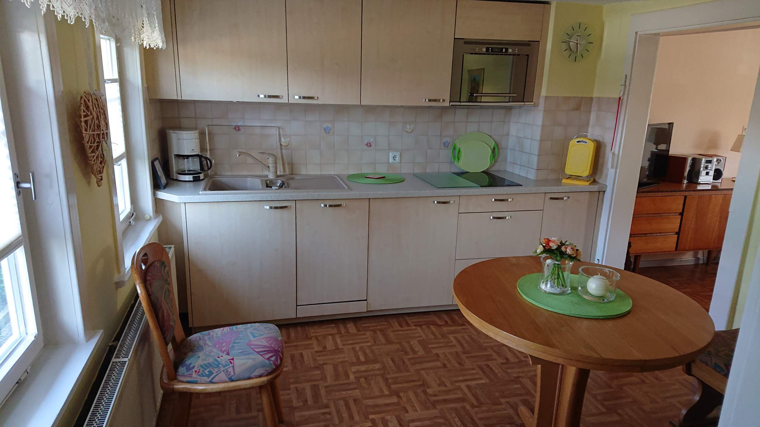 Ferienhaus Breiler in Astfeld - Küche