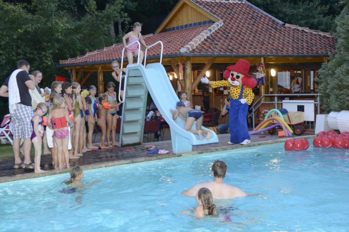 Familotel Family Club Harz in Quedlinburg - Kinderpool