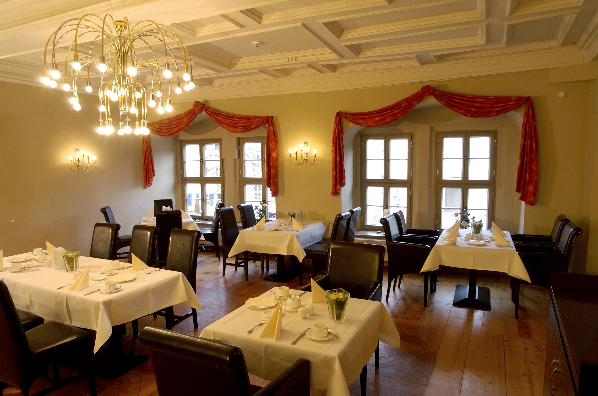 WYNDHAM Garden Quedlinburg Stadtschloss - Restaurant