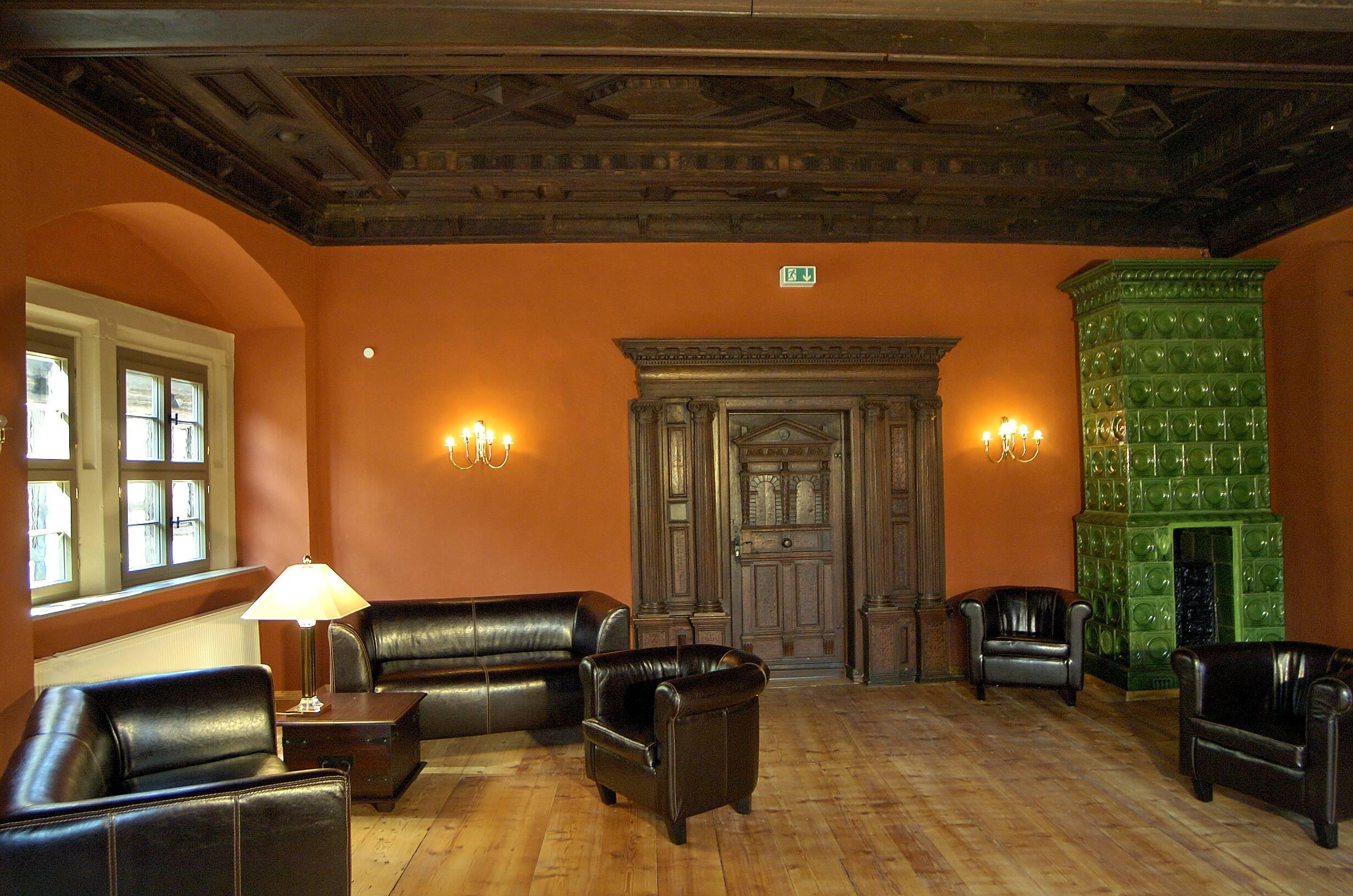 WYNDHAM Garden Quedlinburg Stadtschloss - Kaminzimmer