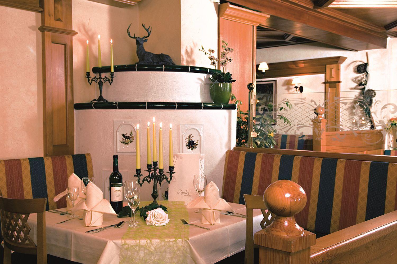 Hotel Zum Kanzler in Stolberg - Restaurant