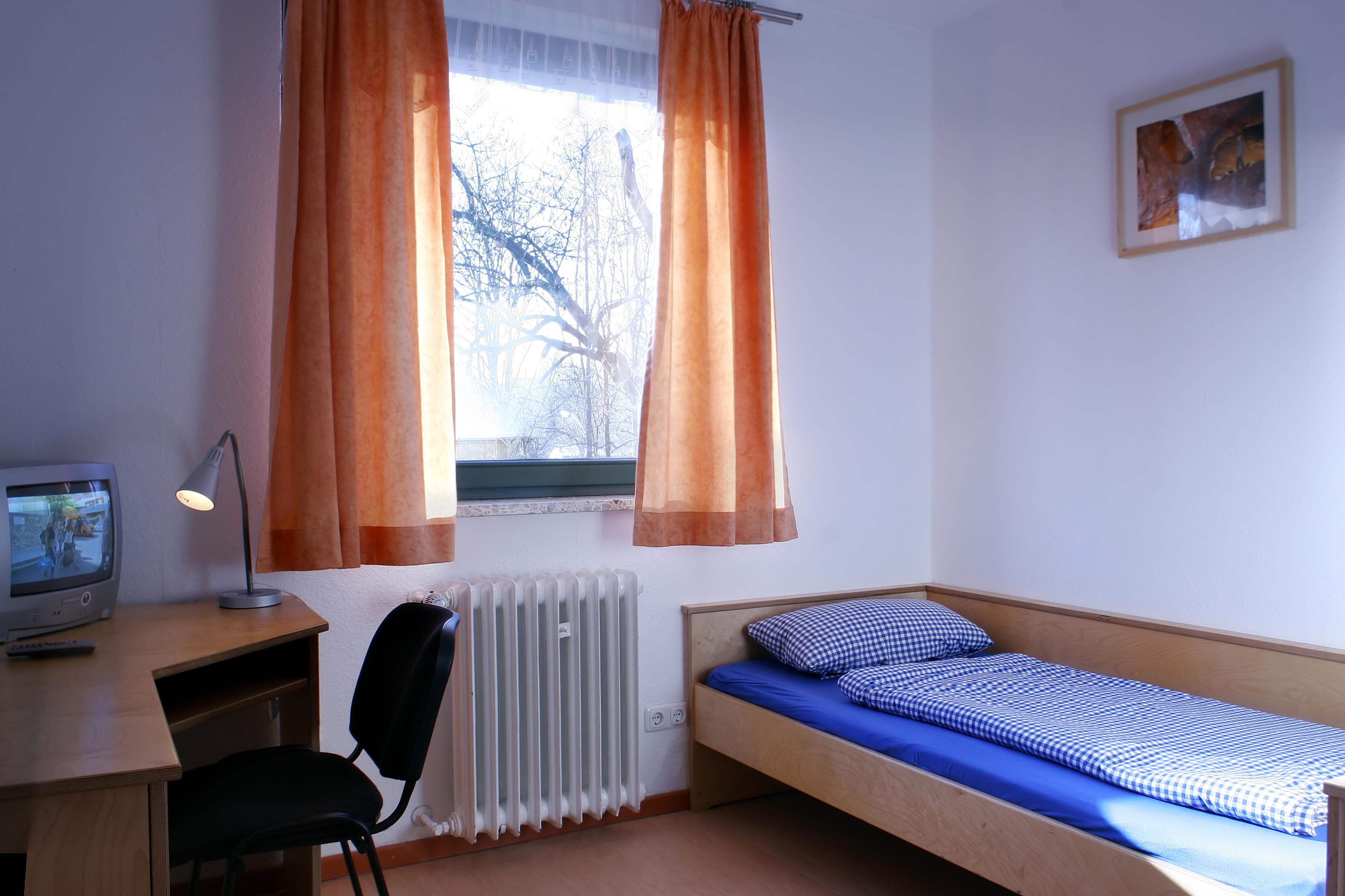 Jugendgästehaus in Osterode am Harz - Einzelzimmer