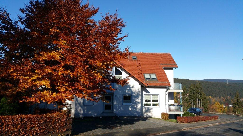 Haus Dreitälerblick in Altenau