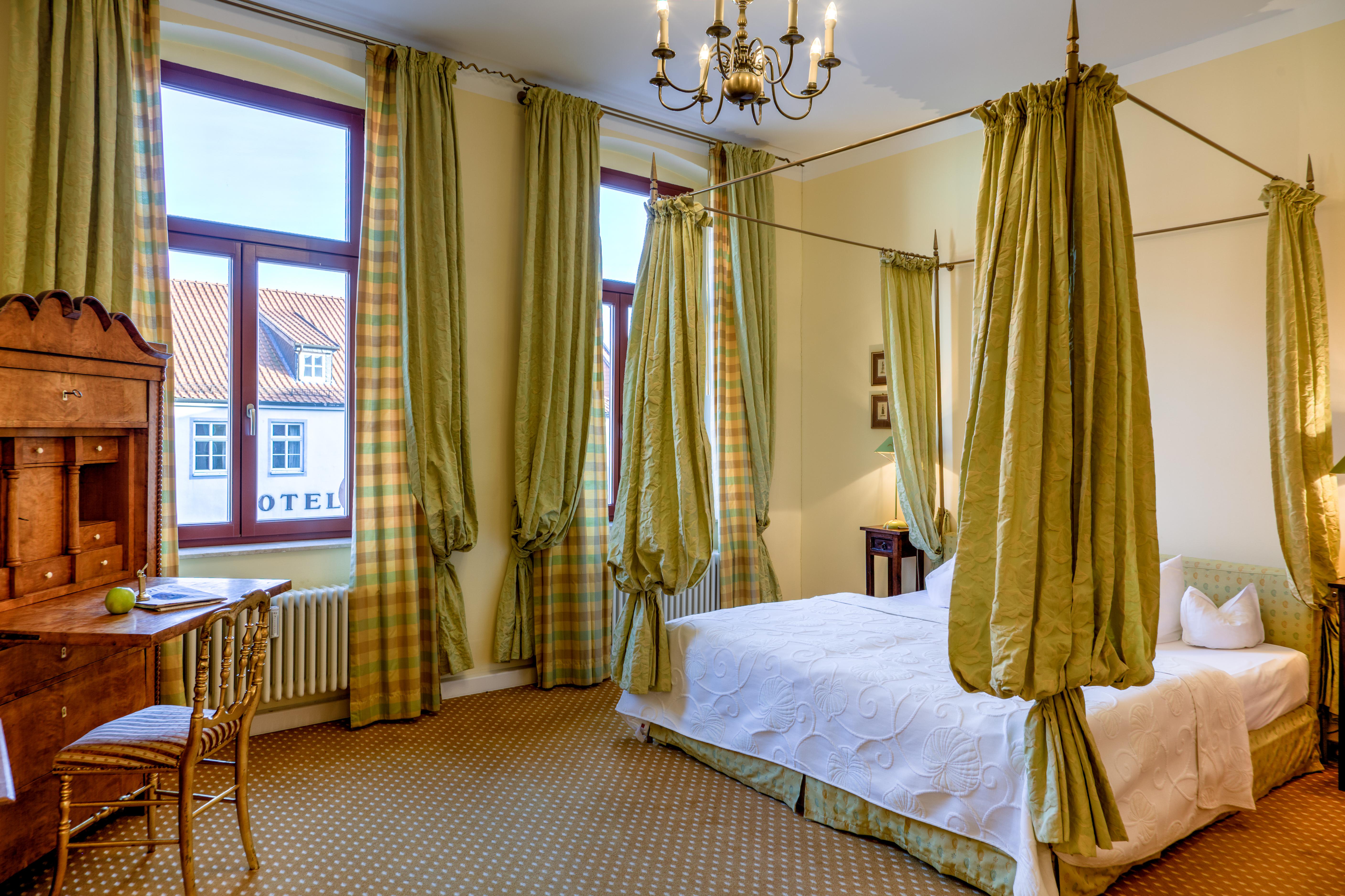 Hotel zum Bär in Quedlinburg - Doppelzimmer