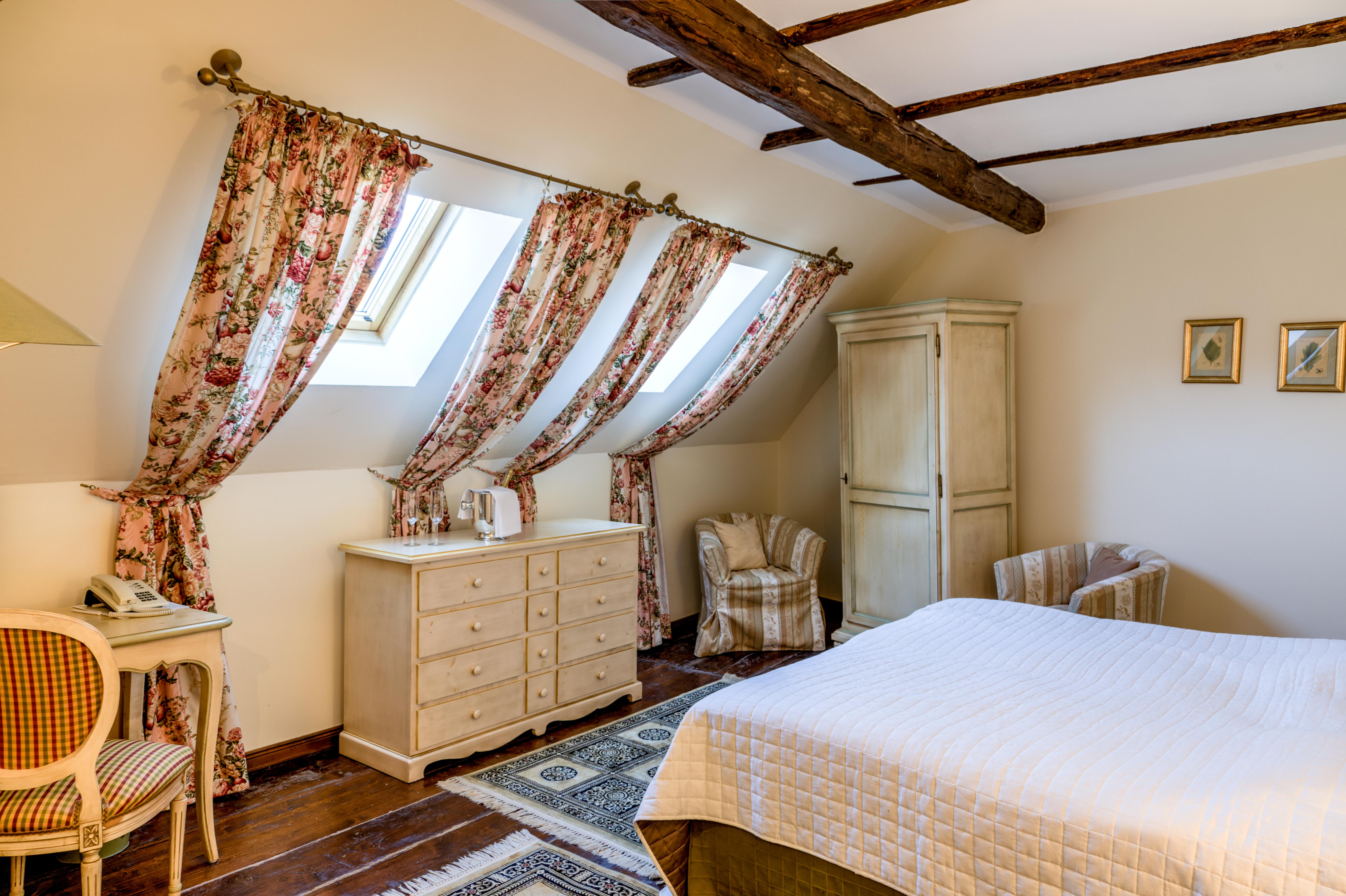 Hotel zum Bär in Quedlinburg - Dachzimmer