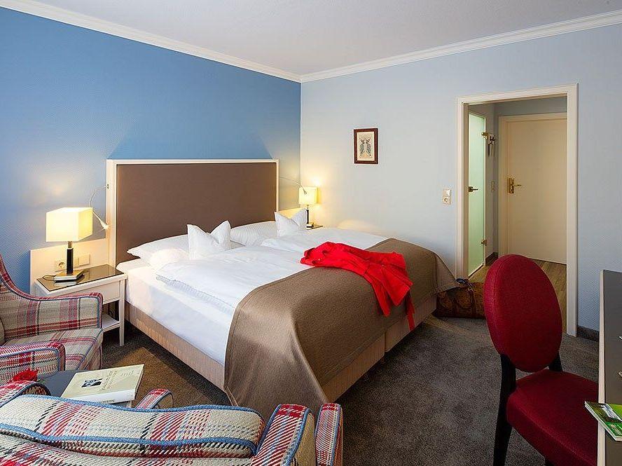 Romantik Hotel Braunschweiger Hof in Bad Harzburg - Zimmerbeispiel