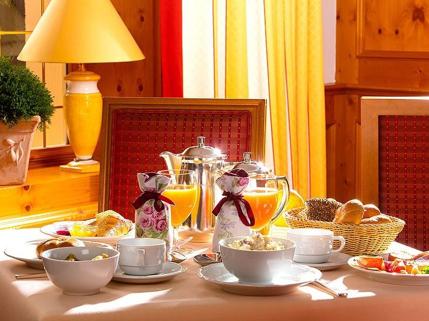 Romantik Hotel Braunschweiger Hof in Bad Harzburg - Frühstück