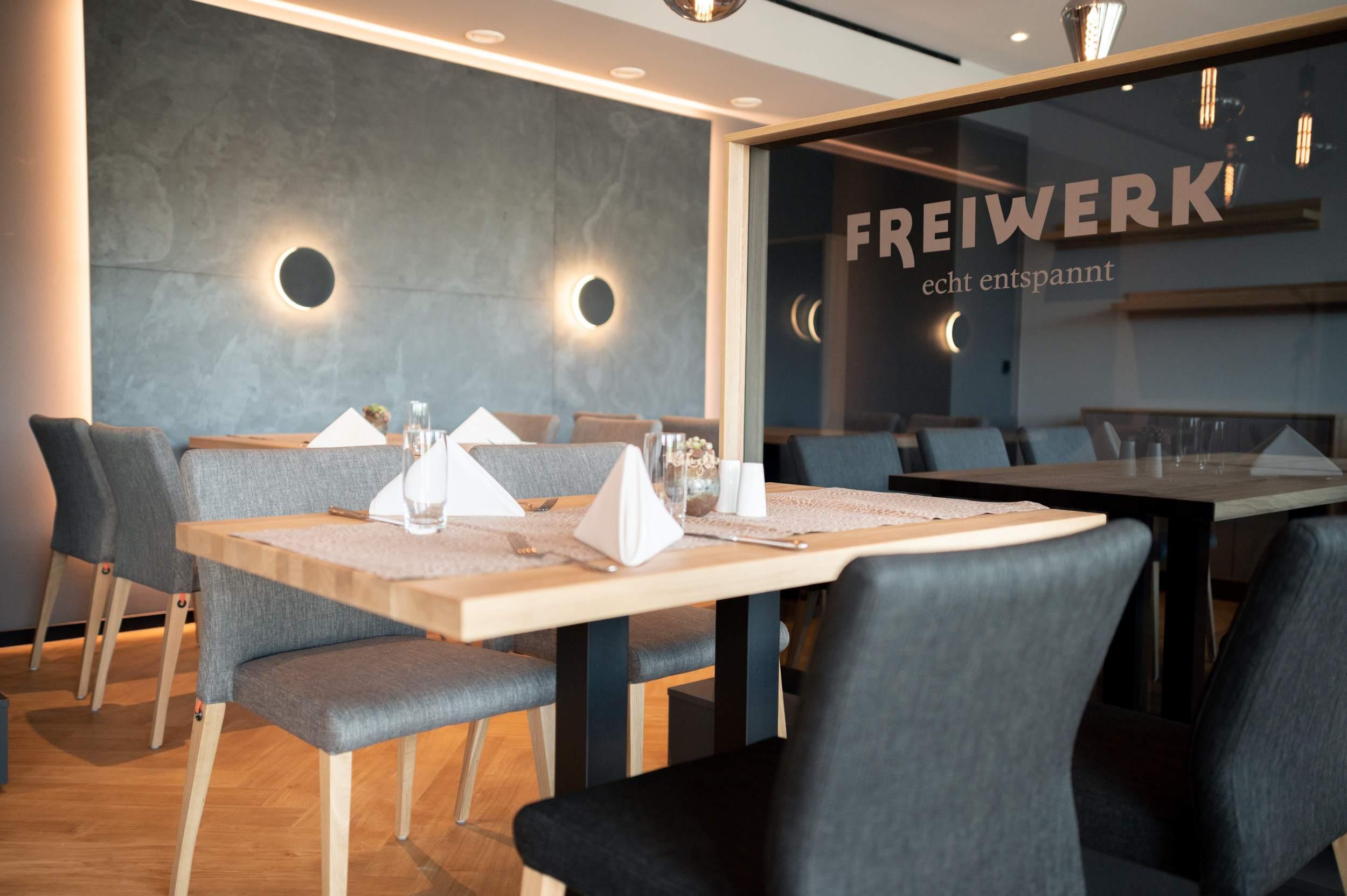 Romantik Hotel FreiWerk Stolberg - Bankettraum achtzehn 94
