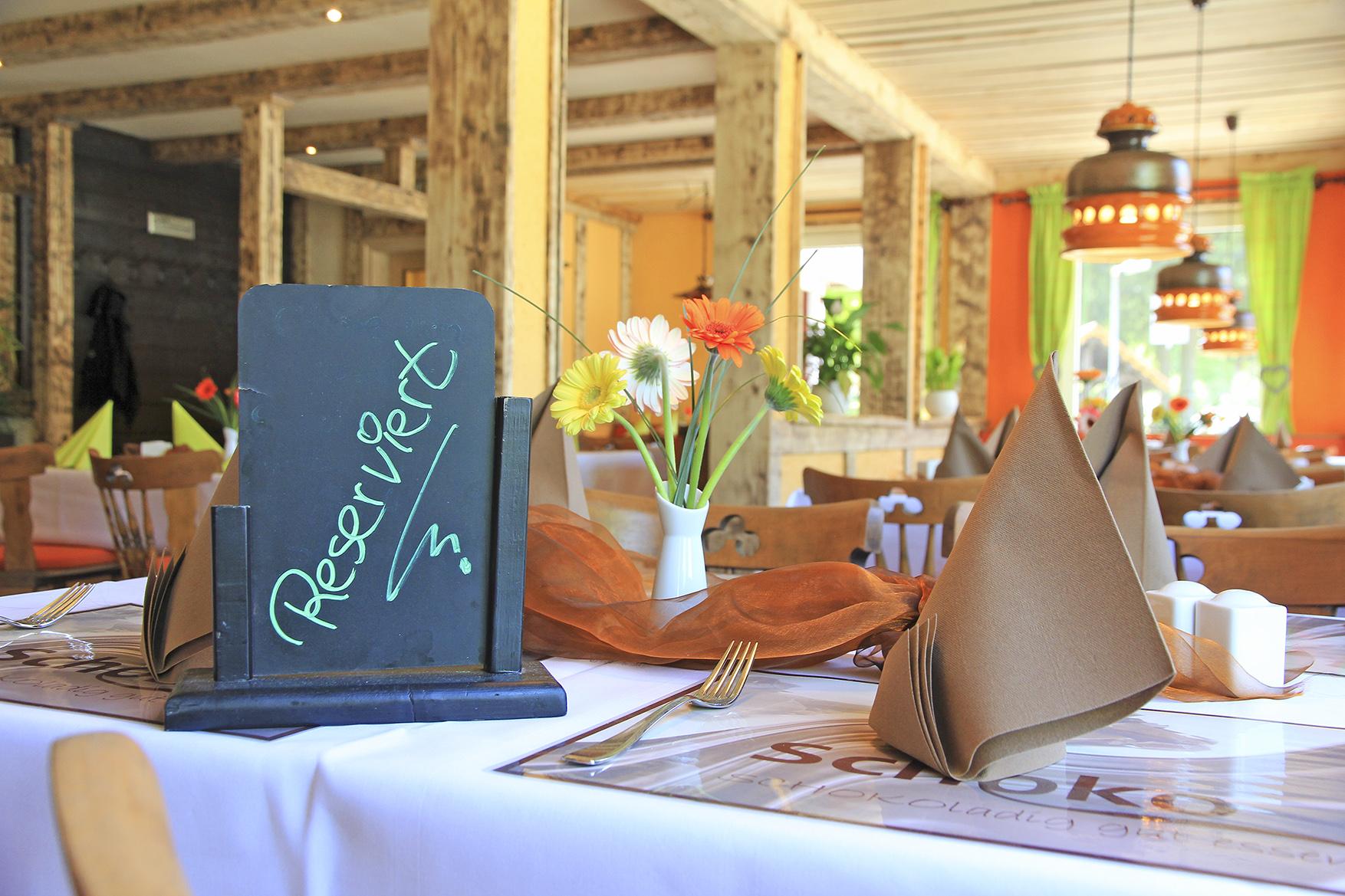 """Campingplatz """"Das Kreuzeck"""" Hahnenklee - Restaurant"""