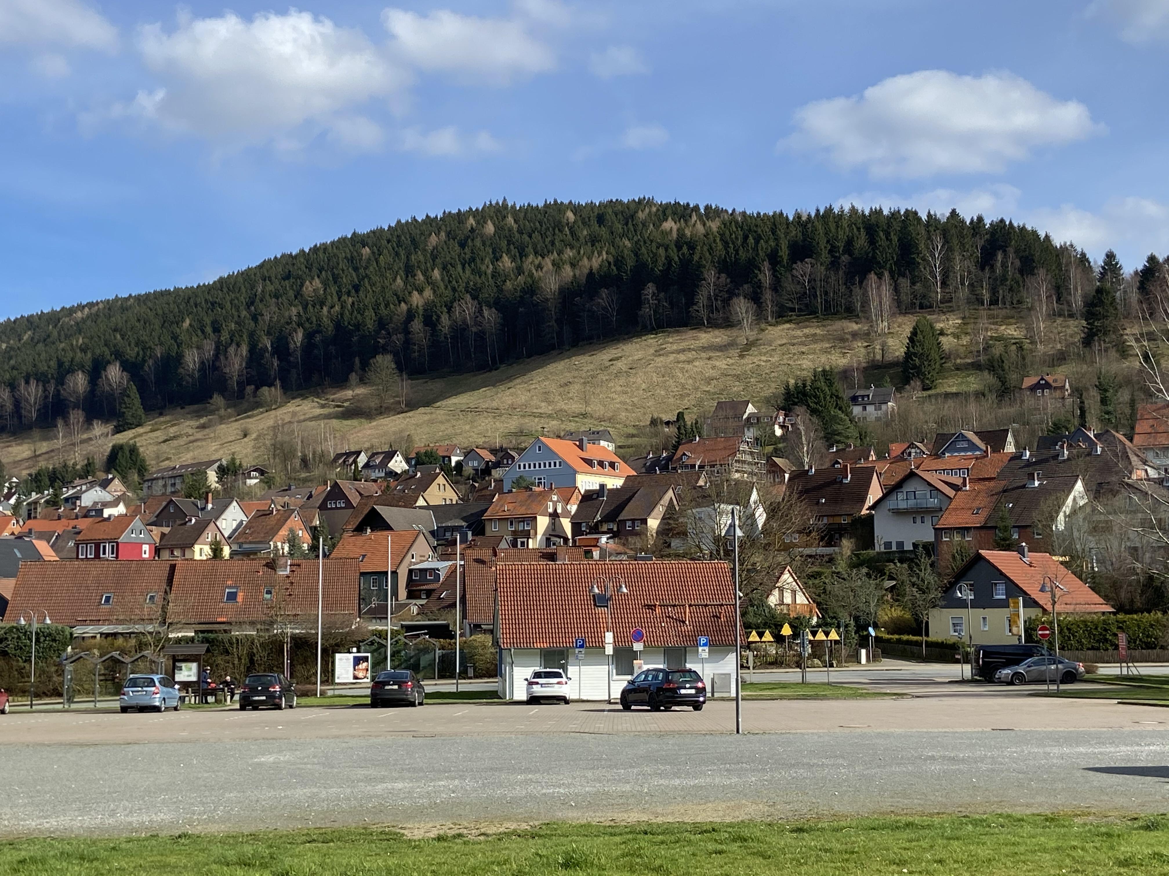 Wohnmobilstellplatz Bergstadt Lautenthal