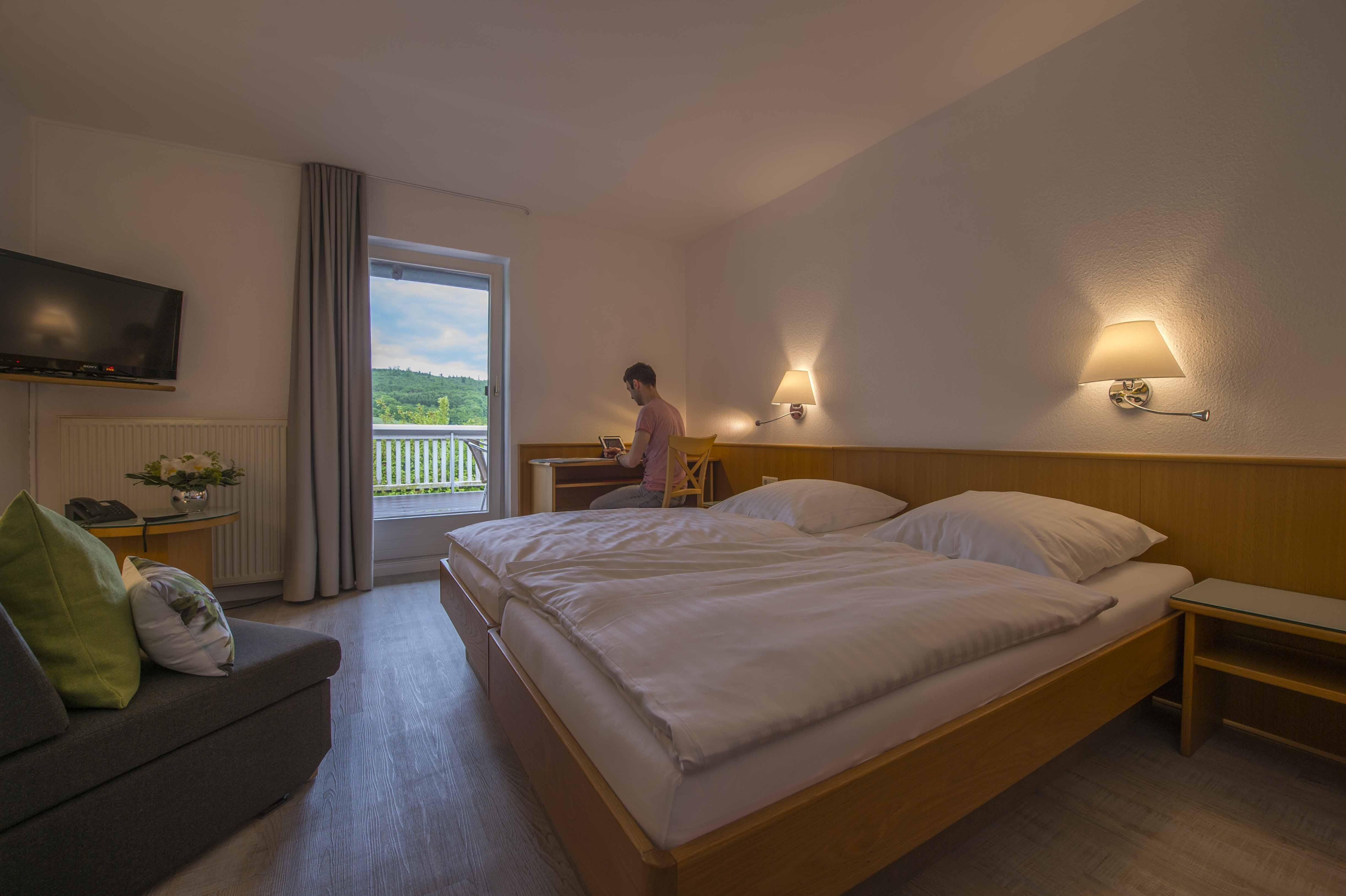 Hotel Görtler in Seesen - Doppelzimmer