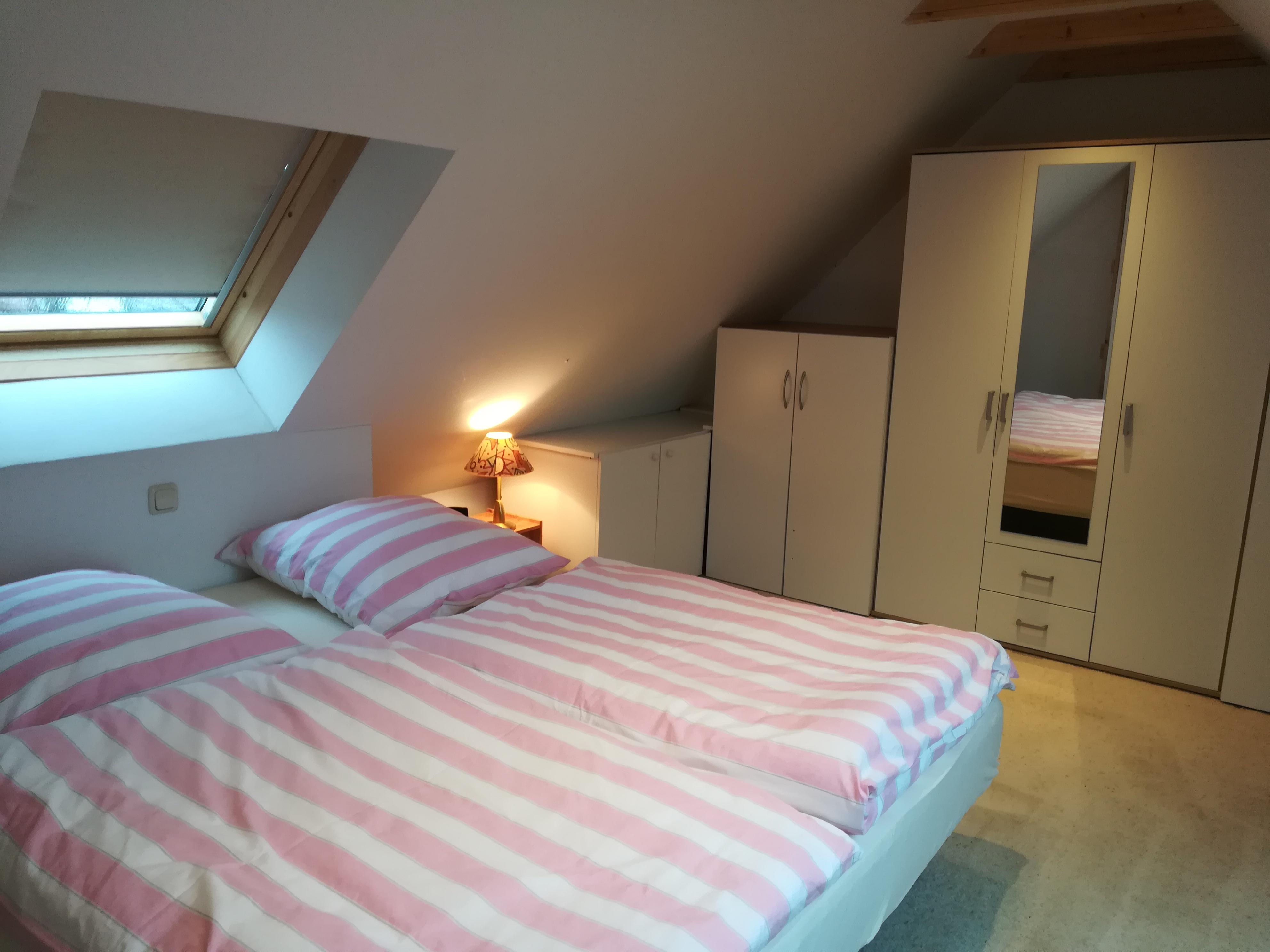 Ferienhaus Sonnenschein in Goslar - Schlafzimmer