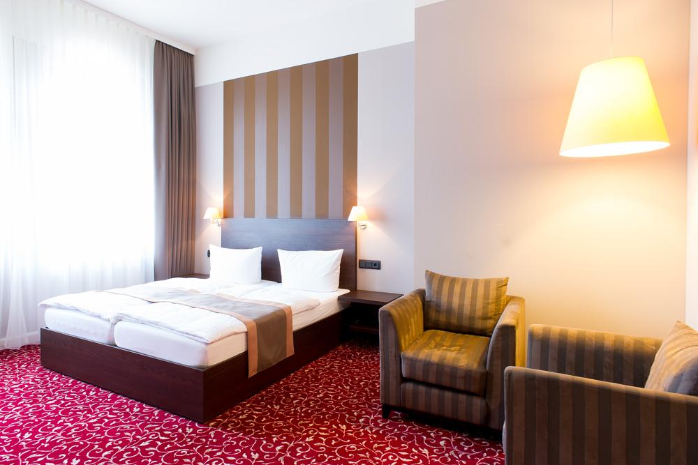 Schlosshotel Blankenburg- Doppelzimmer de luxe