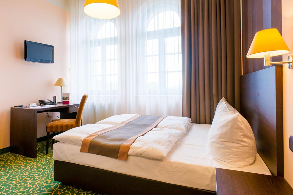 Schlosshotel Blankenburg- Doppelzimmer
