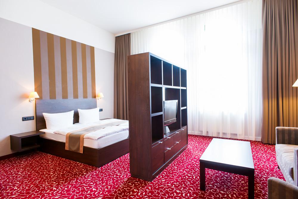 Schlosshotel Blankenburg- Junio Suite
