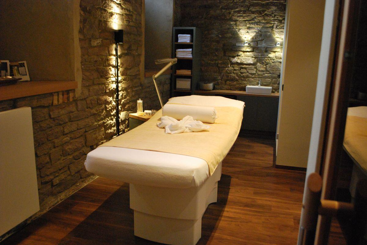Schlosshotel Blankenburg - Wellness-Massage
