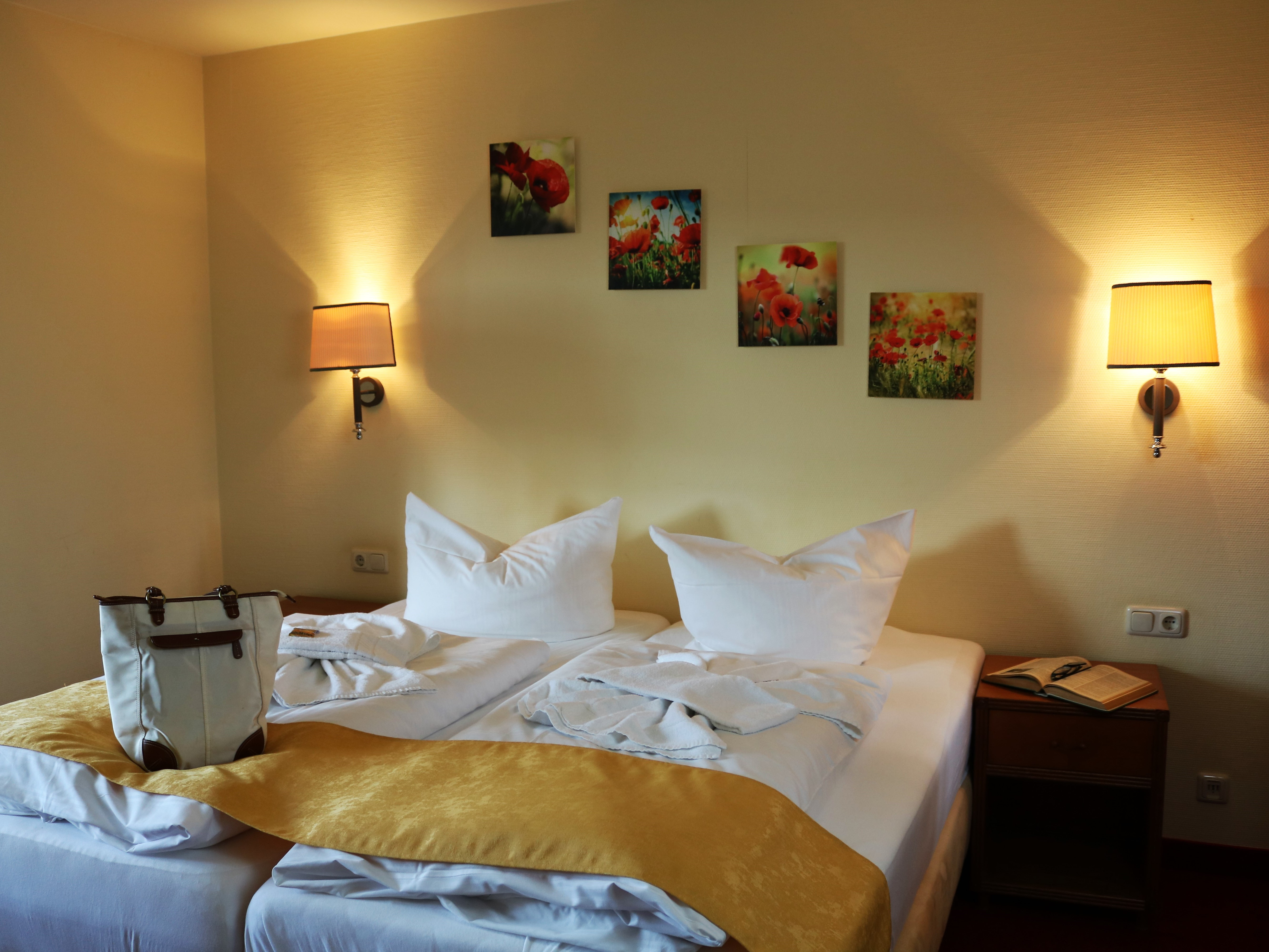 Regiohotel am Brocken in Schierke - Doppelzimmer