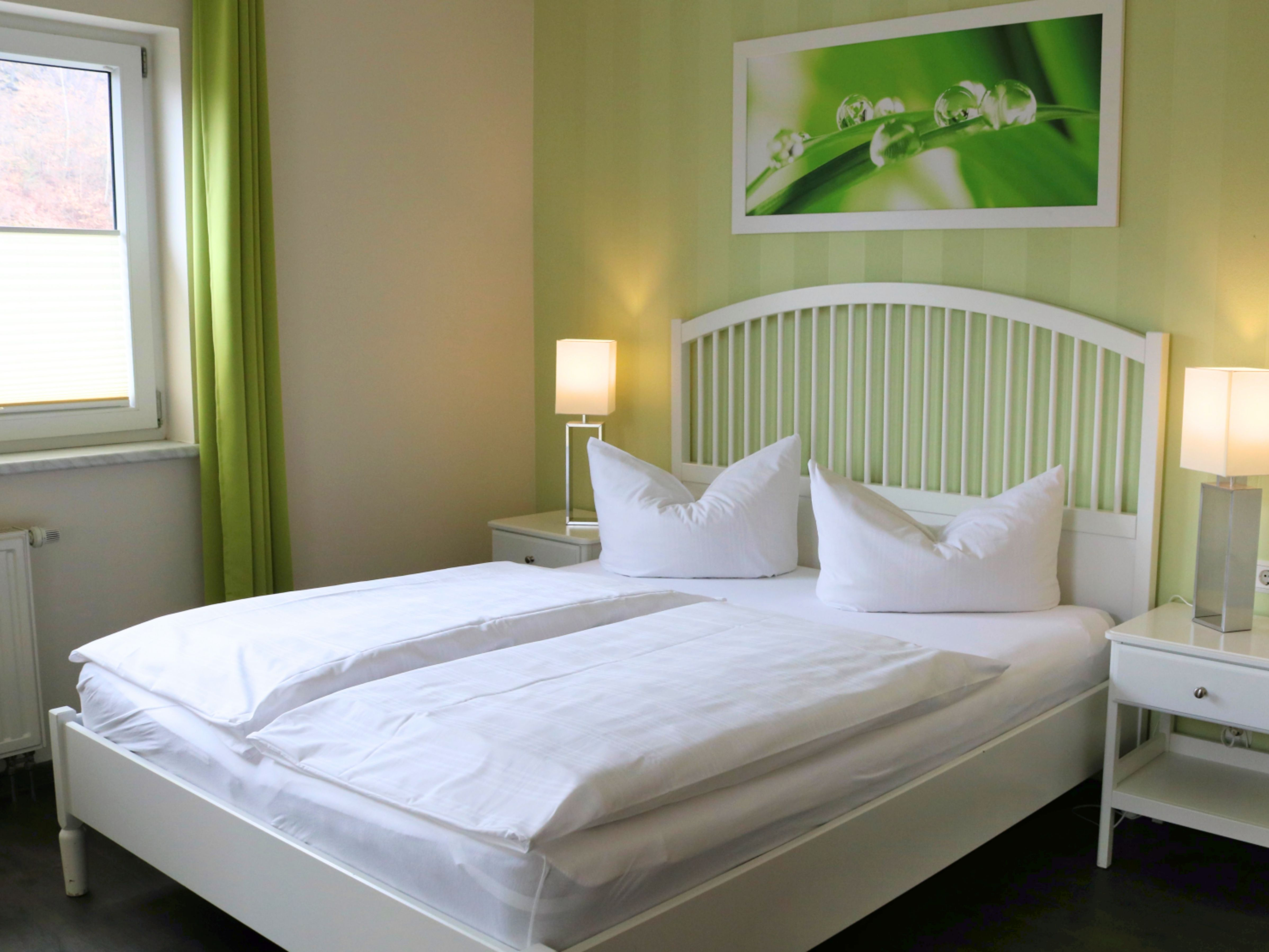 Regiohotel & Restaurant Schanzenhaus in Wernigerode - Doppelzimmer