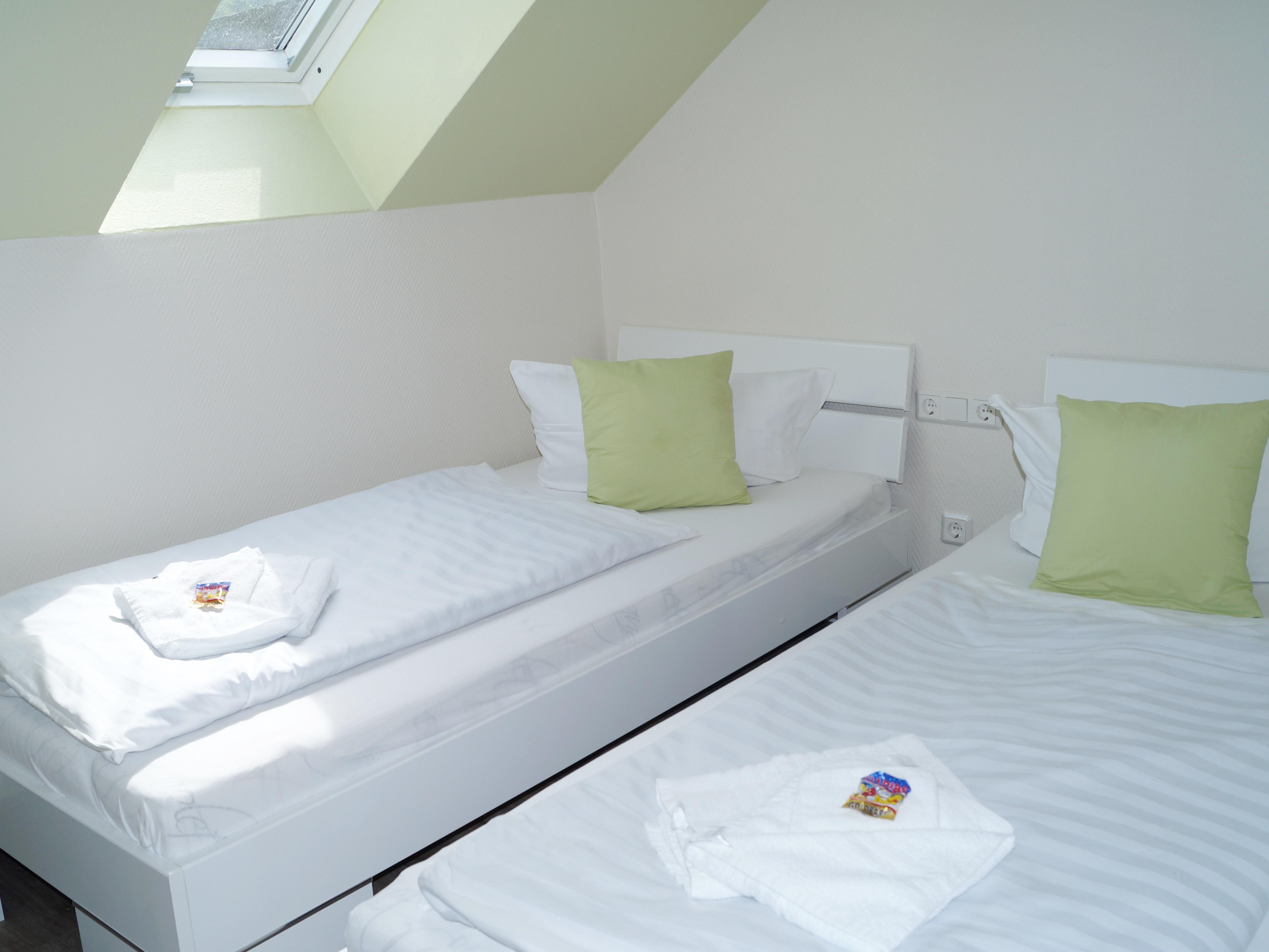 Regiohotel Pfälzer Hof in Wernigerode - Zweibettzimmer