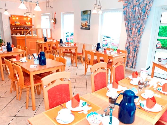 Regiohotel Pfälzer Hof in Wernigerode - Restaurant