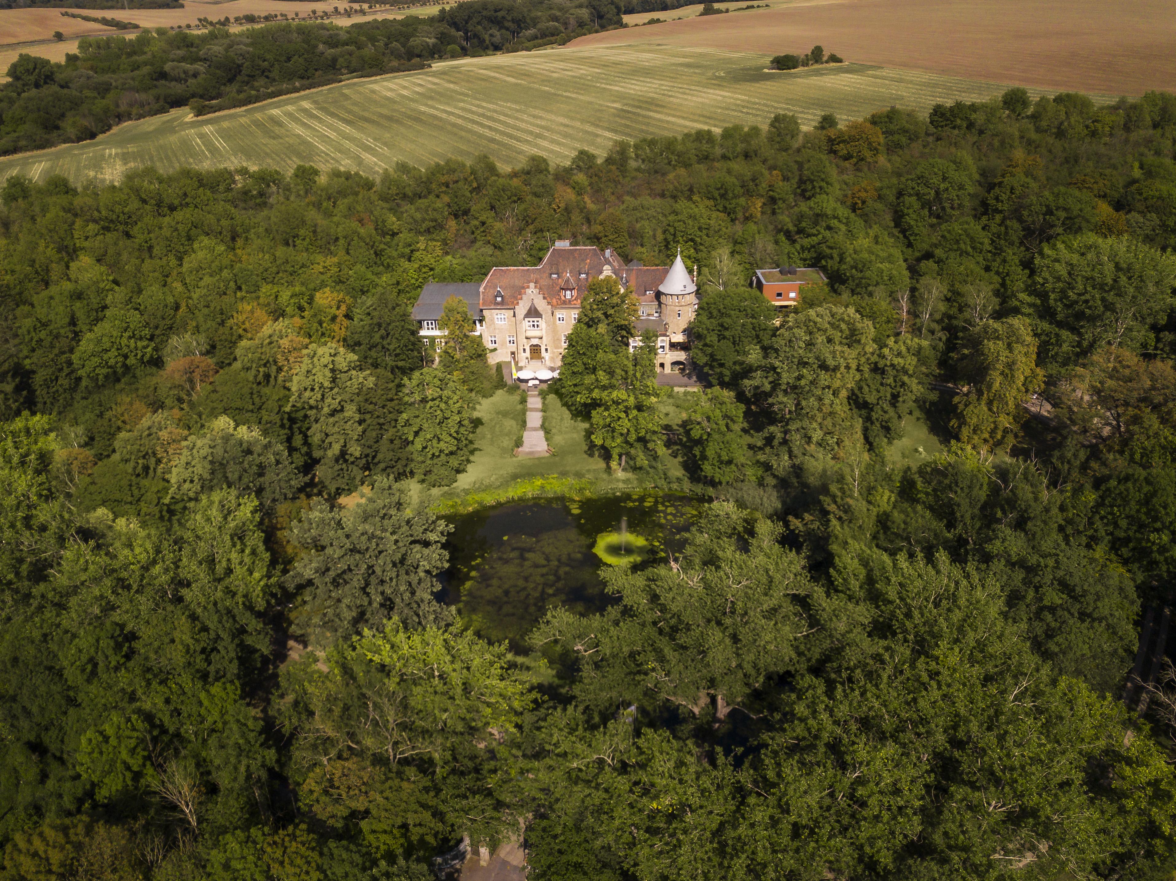 Villa Westerberge in Aschersleben