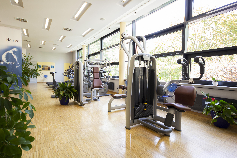 Villa Westerberge in Aschersleben - Fitnessraum