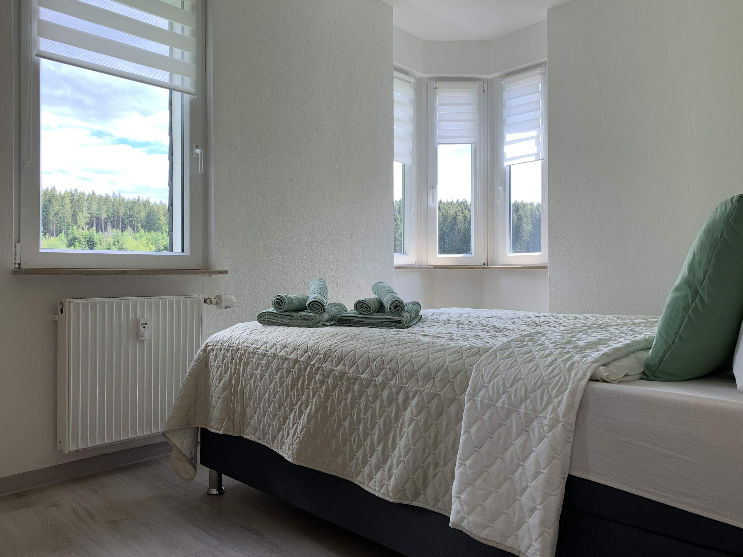FaFeWo in Tanne - Schlafzimmer