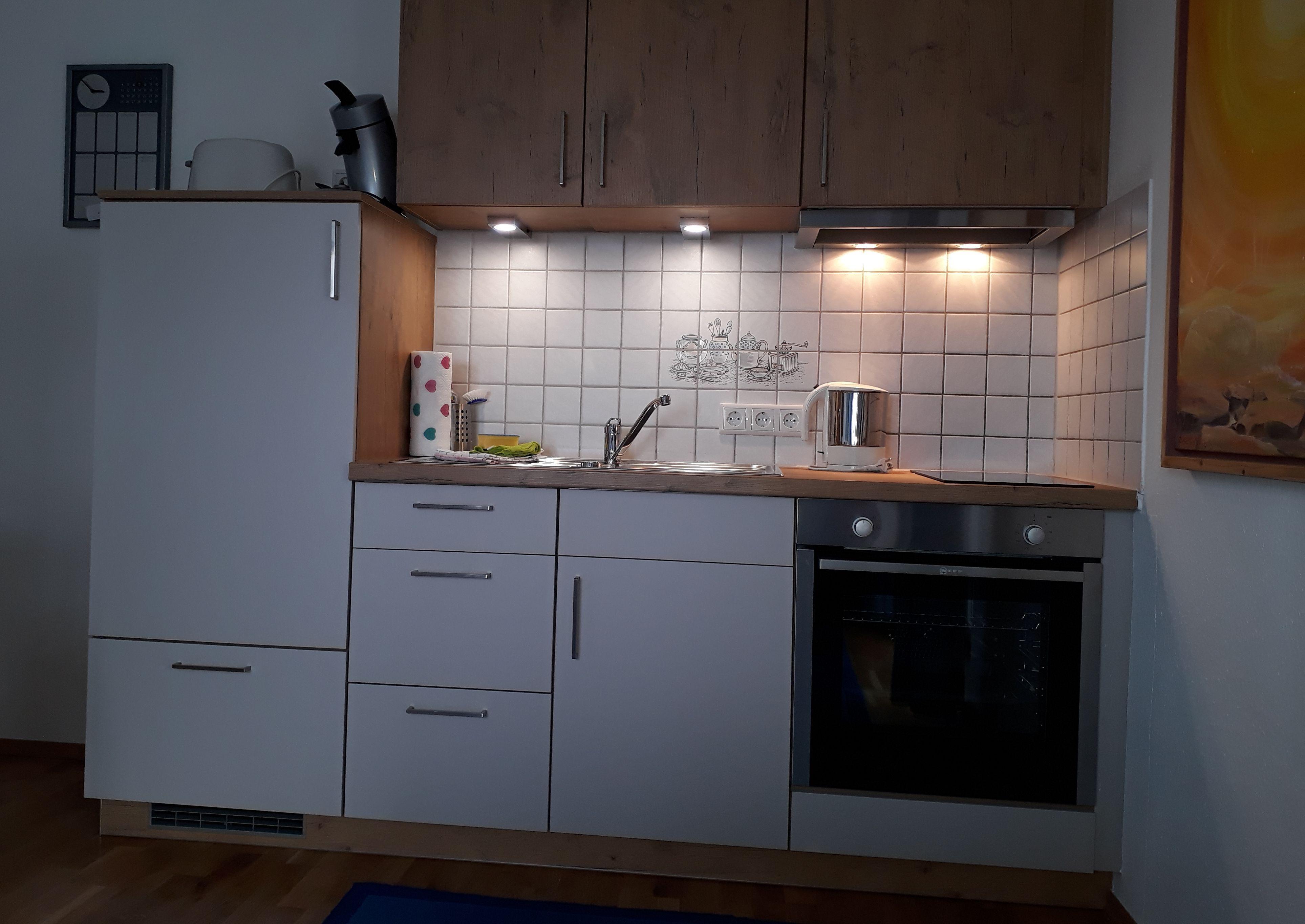 Ferienwohnung 2, Küche