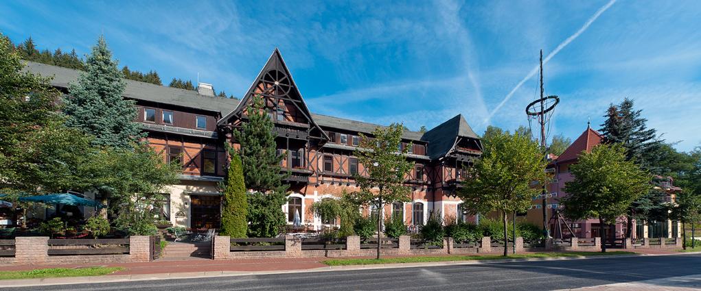 Hotel Habichtstein - Logierhaus