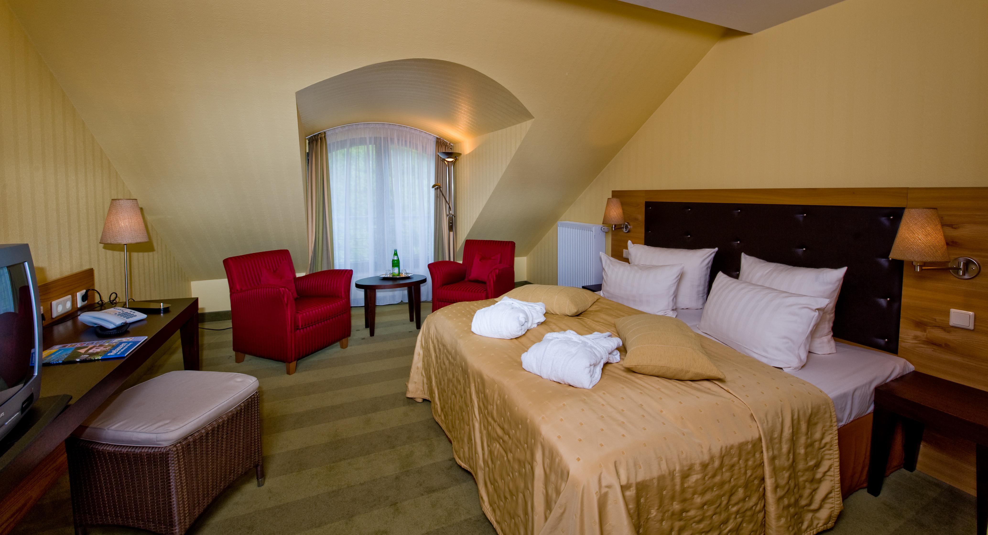Hotel Habichtstein - Zimmerbeispiel