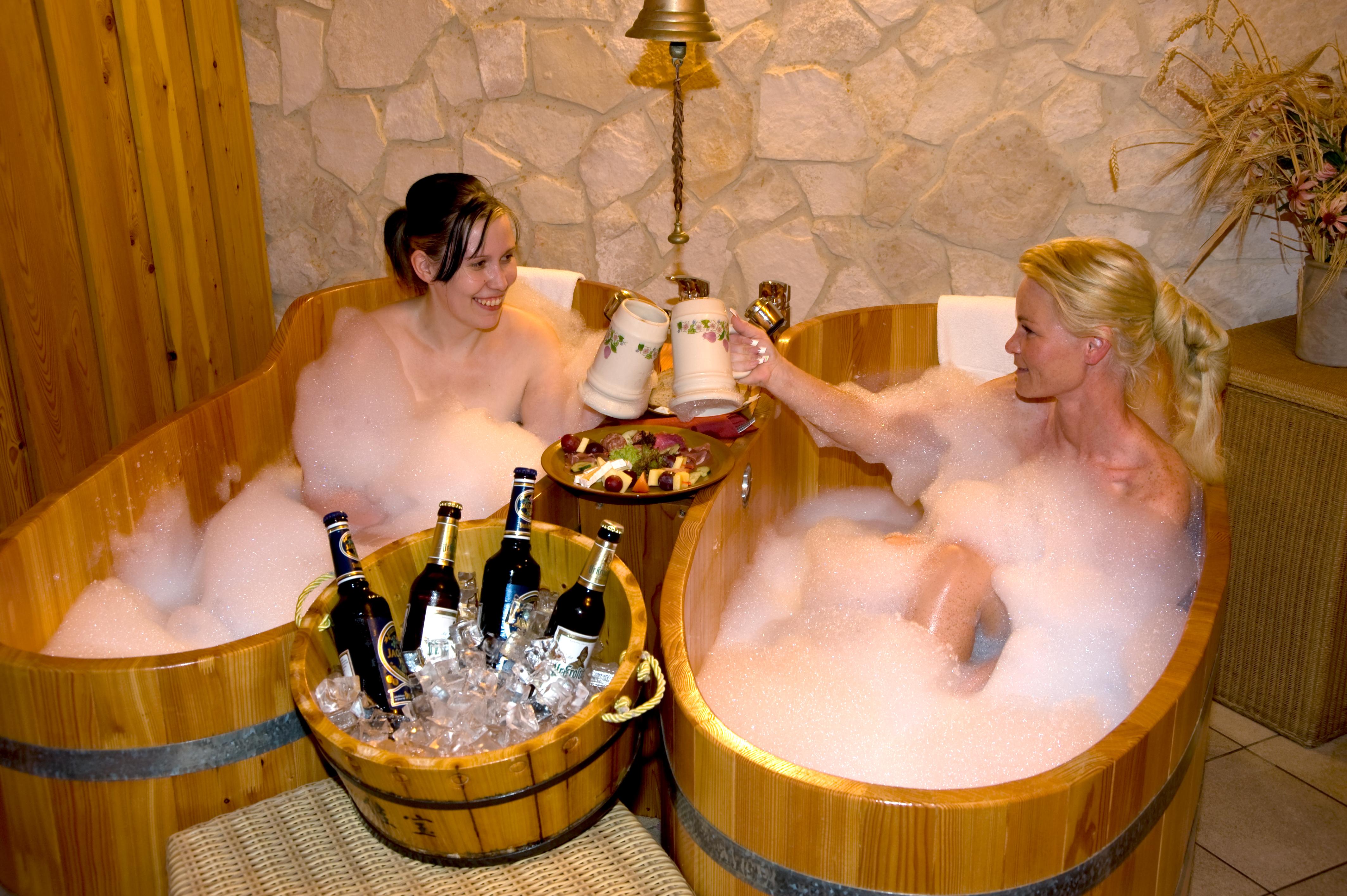 Hotel Habichtstein - Wellnessbereich
